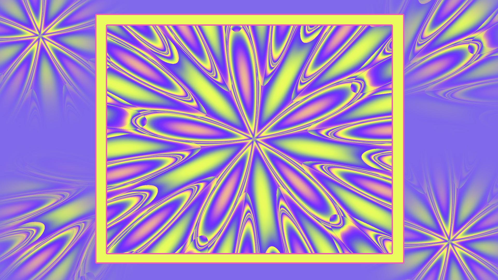 Artistic Digital Art Colors Pattern 1920x1080