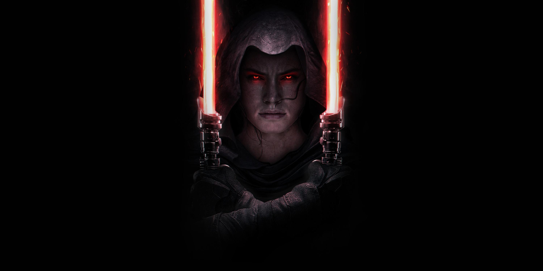 Girl Lightsaber Star Wars 3000x1500