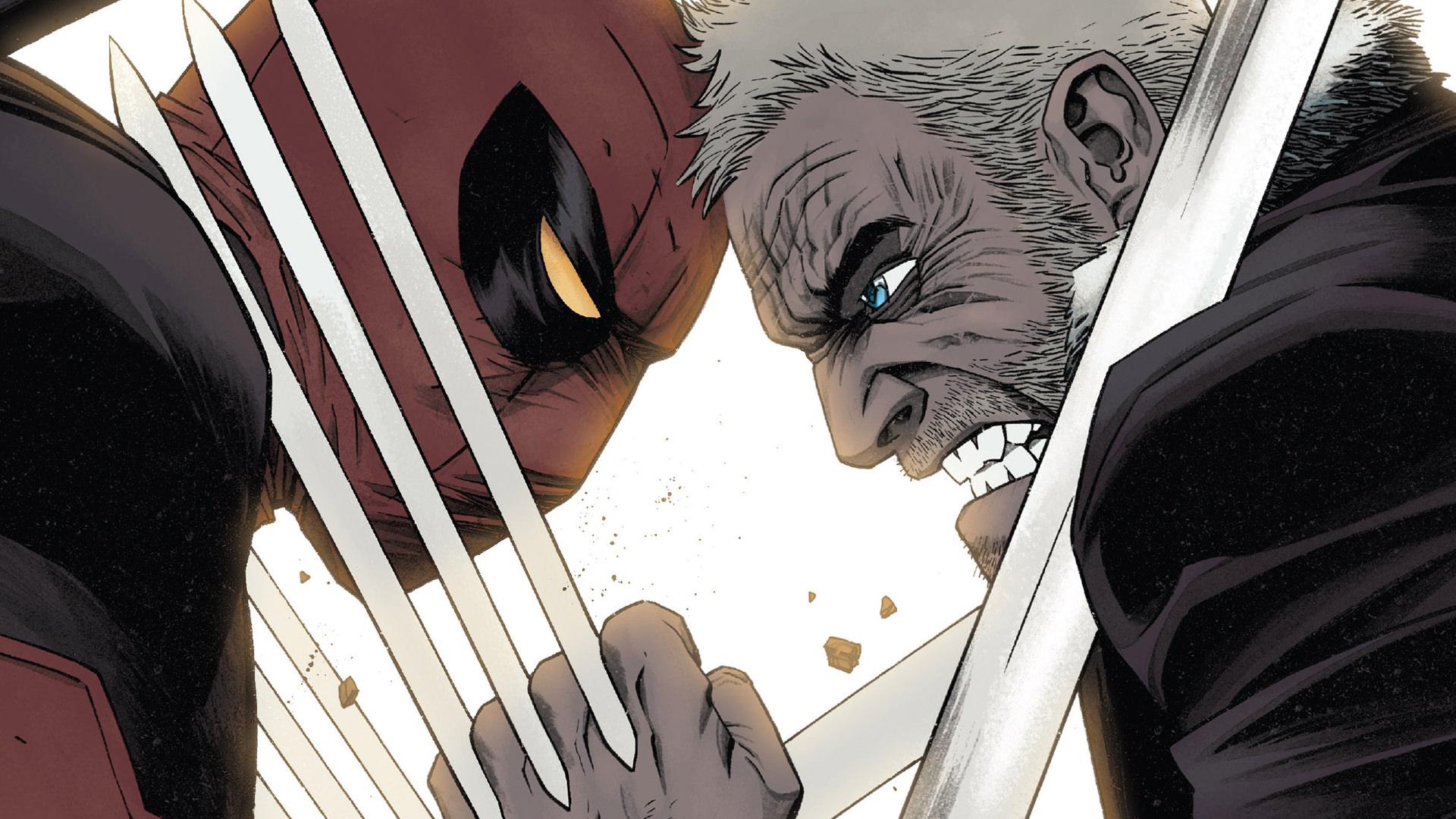 Old Man Logan Wolverine Marvel Comics 1920x1080