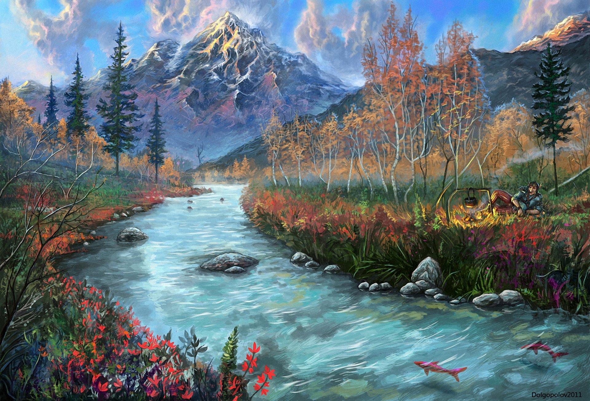 River Fish 1920x1306