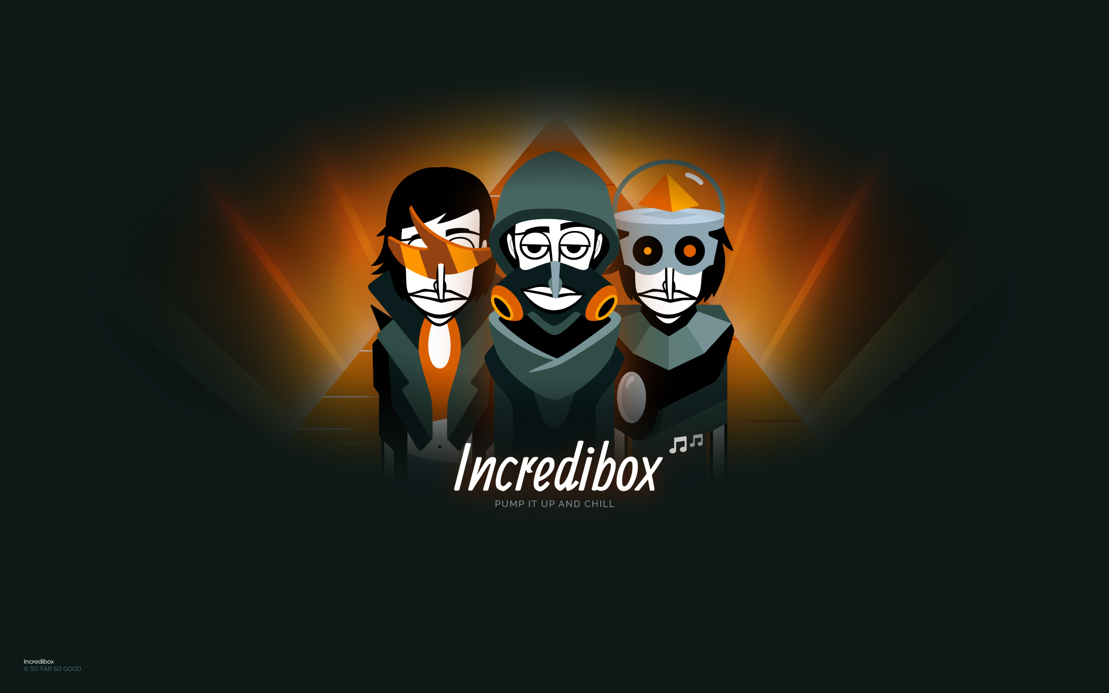 Incredibox Music Game Posters Gambling Music Game 2160x1350