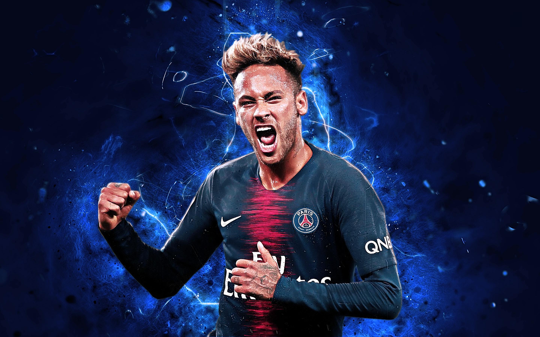 Neymar Paris Saint Germain F C Soccer 2880x1800