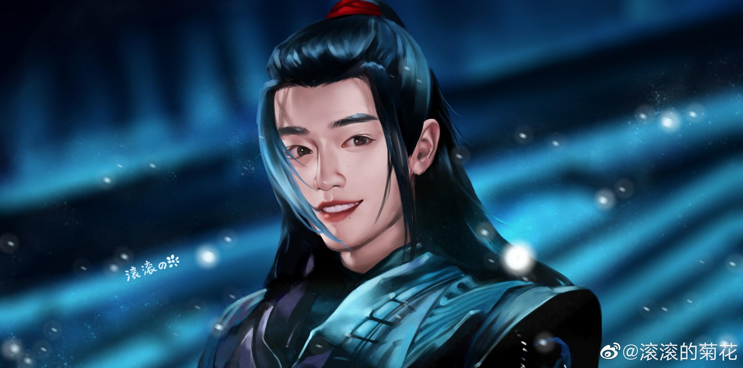 Xiao Zhan Wei Ying Wei Wuxian 2560x1268