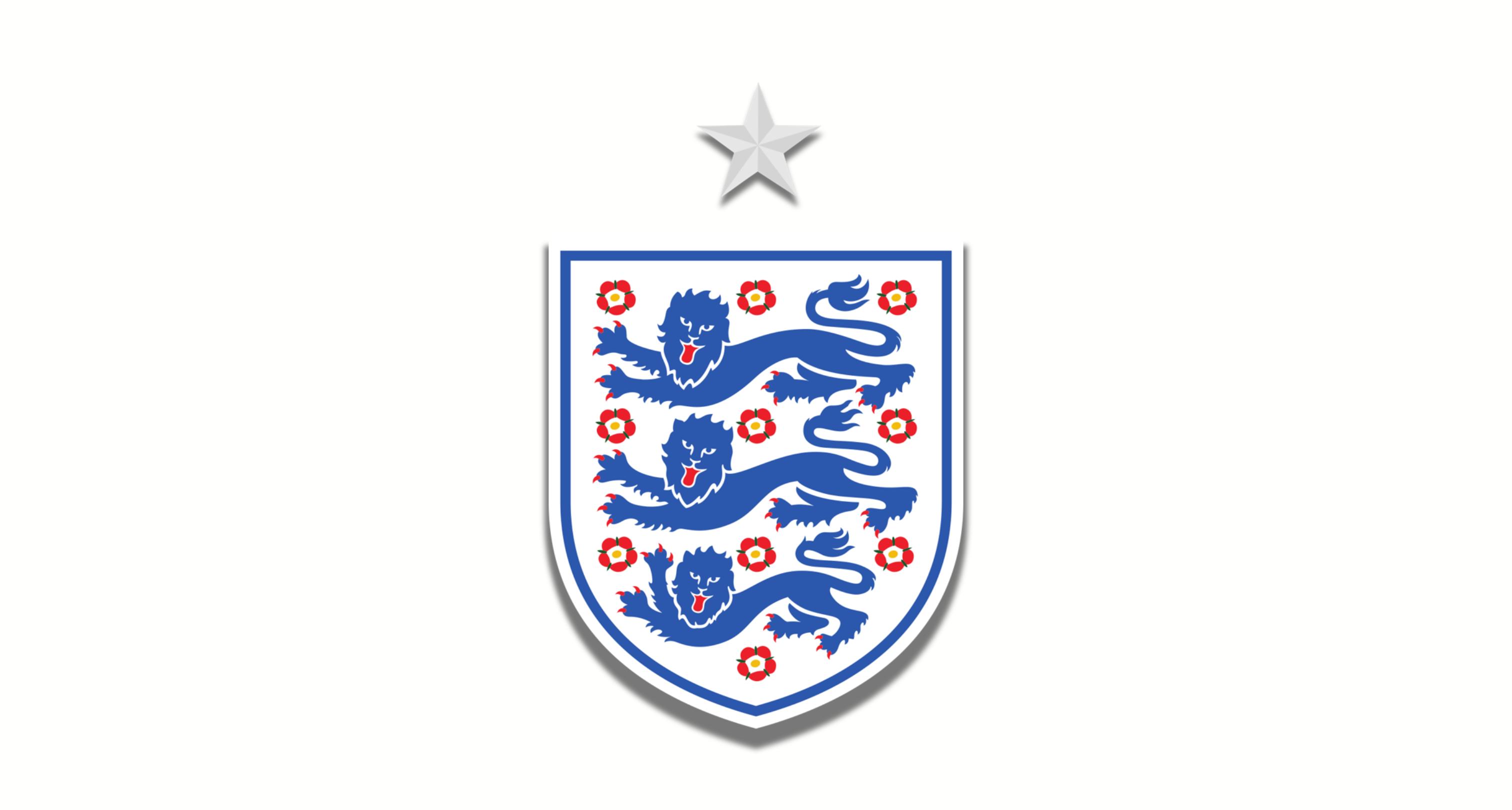 Logo Football Soccer England 3024x1620