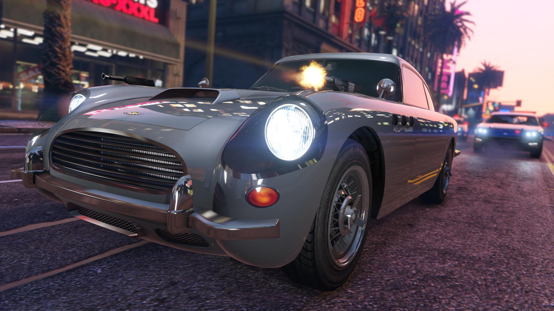 Video Game Grand Theft Auto V 1920x1080