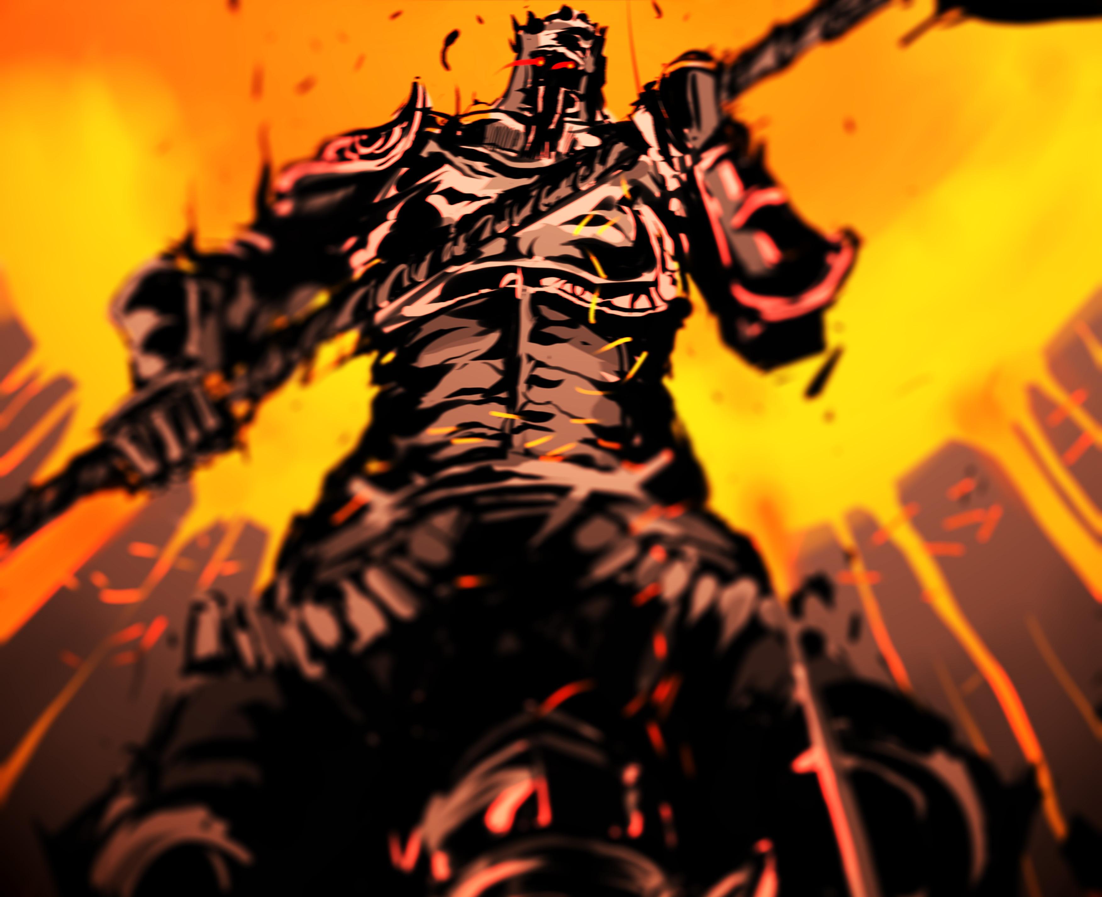 Video Game Dark Souls Iii 3504x2852