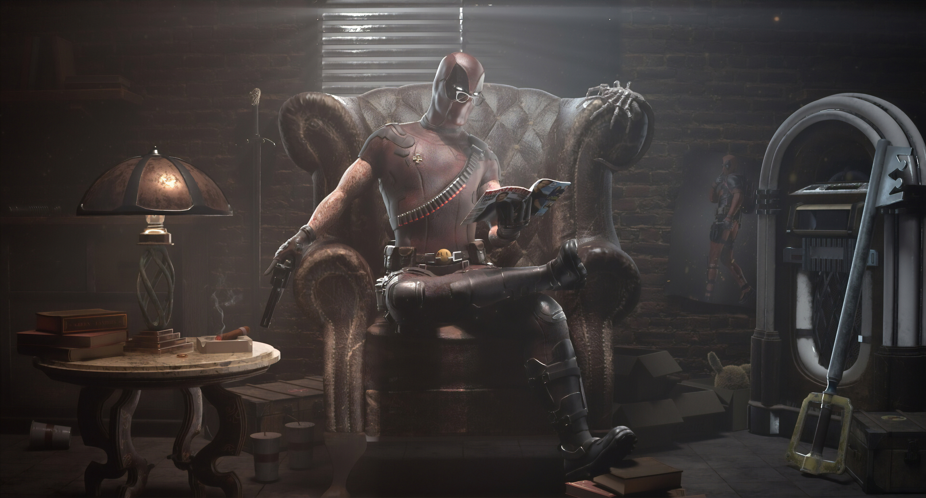 Marvel Comics 3840x2066