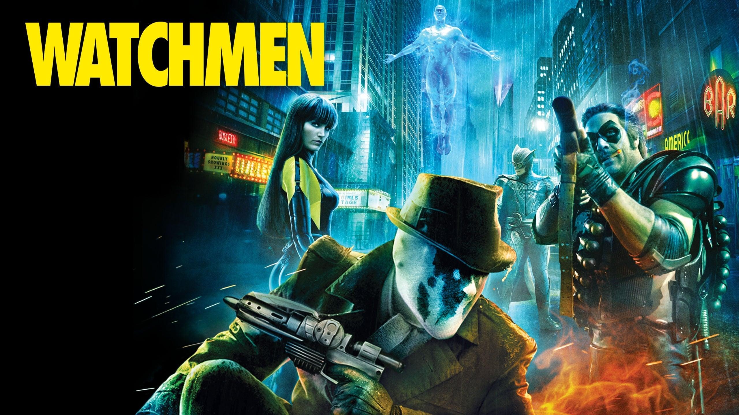 Movie Watchmen 2560x1440