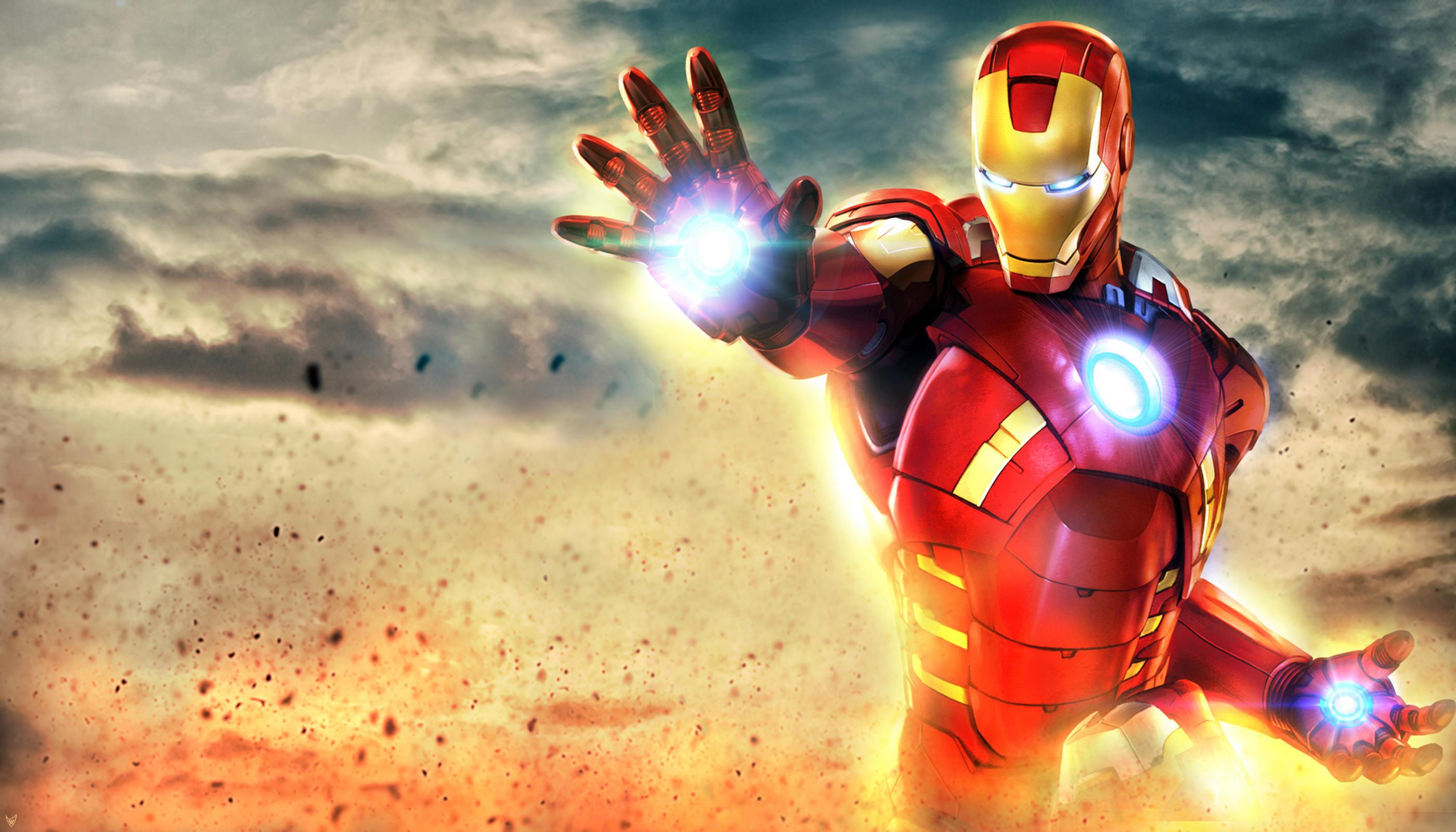 Iron Man 2800x1600