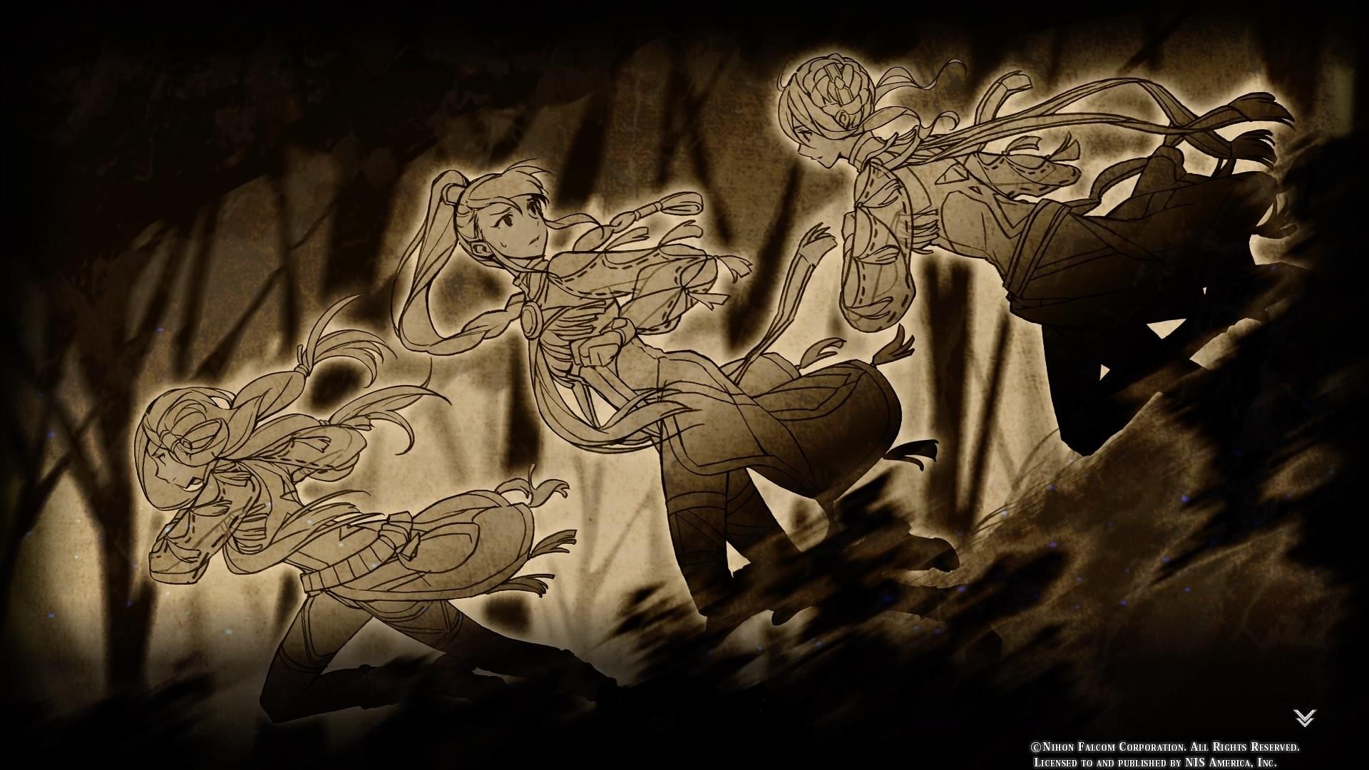 Video Game Ys Viii Lacrimosa Of DANA Viii Lacrimosa Of DANA  1920x1080