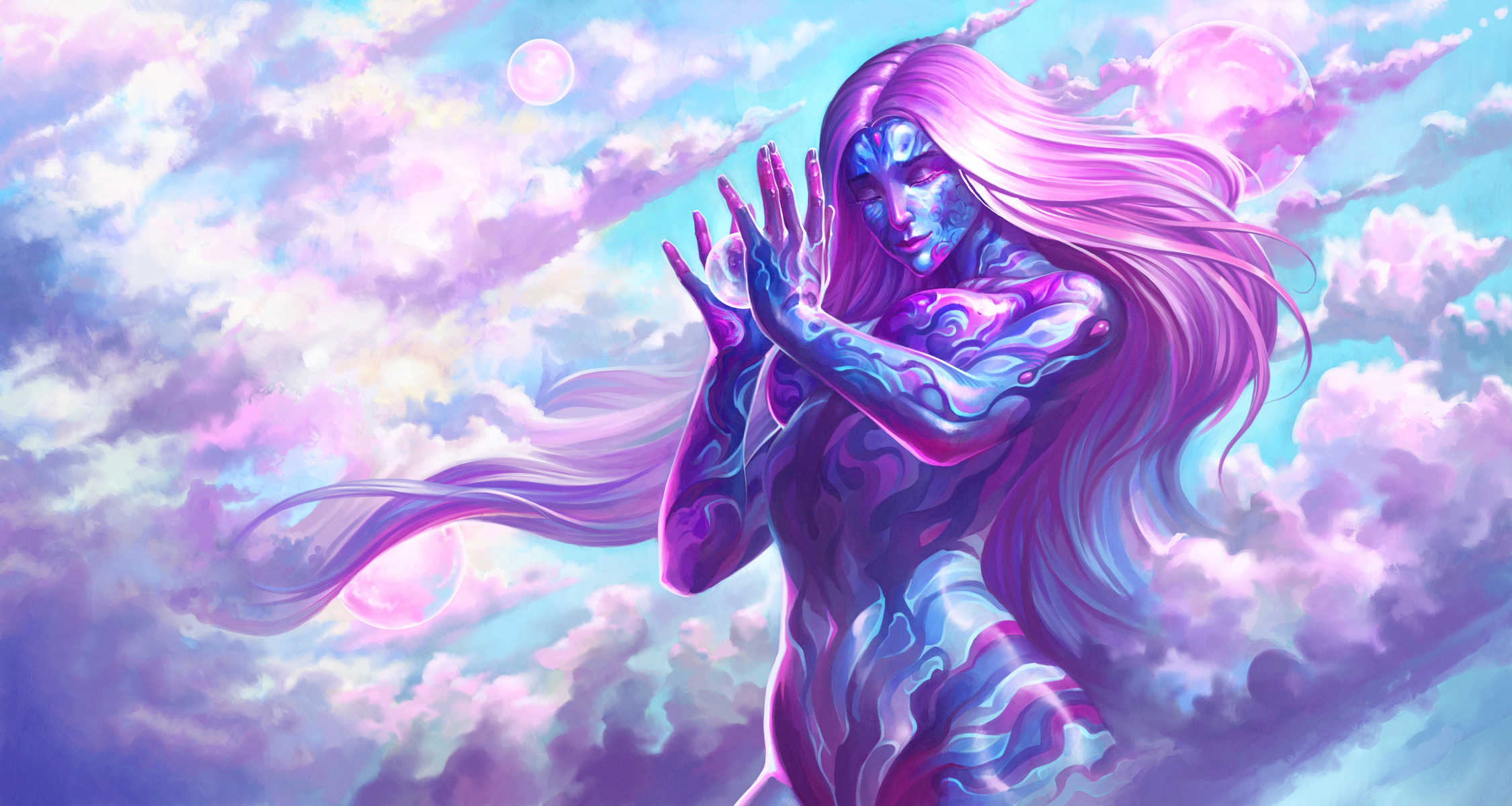 Fantasy Women 2250x1200