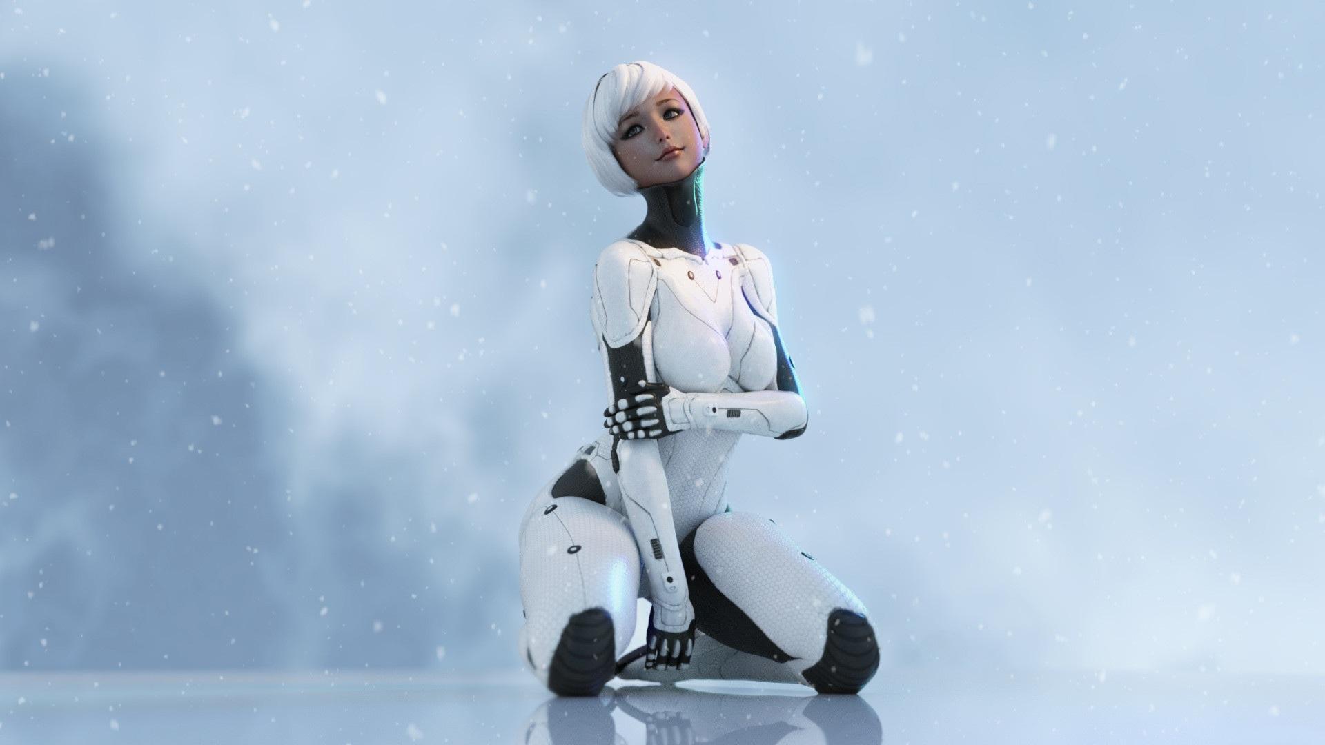 Sci Fi Cyberpunk 1920x1080