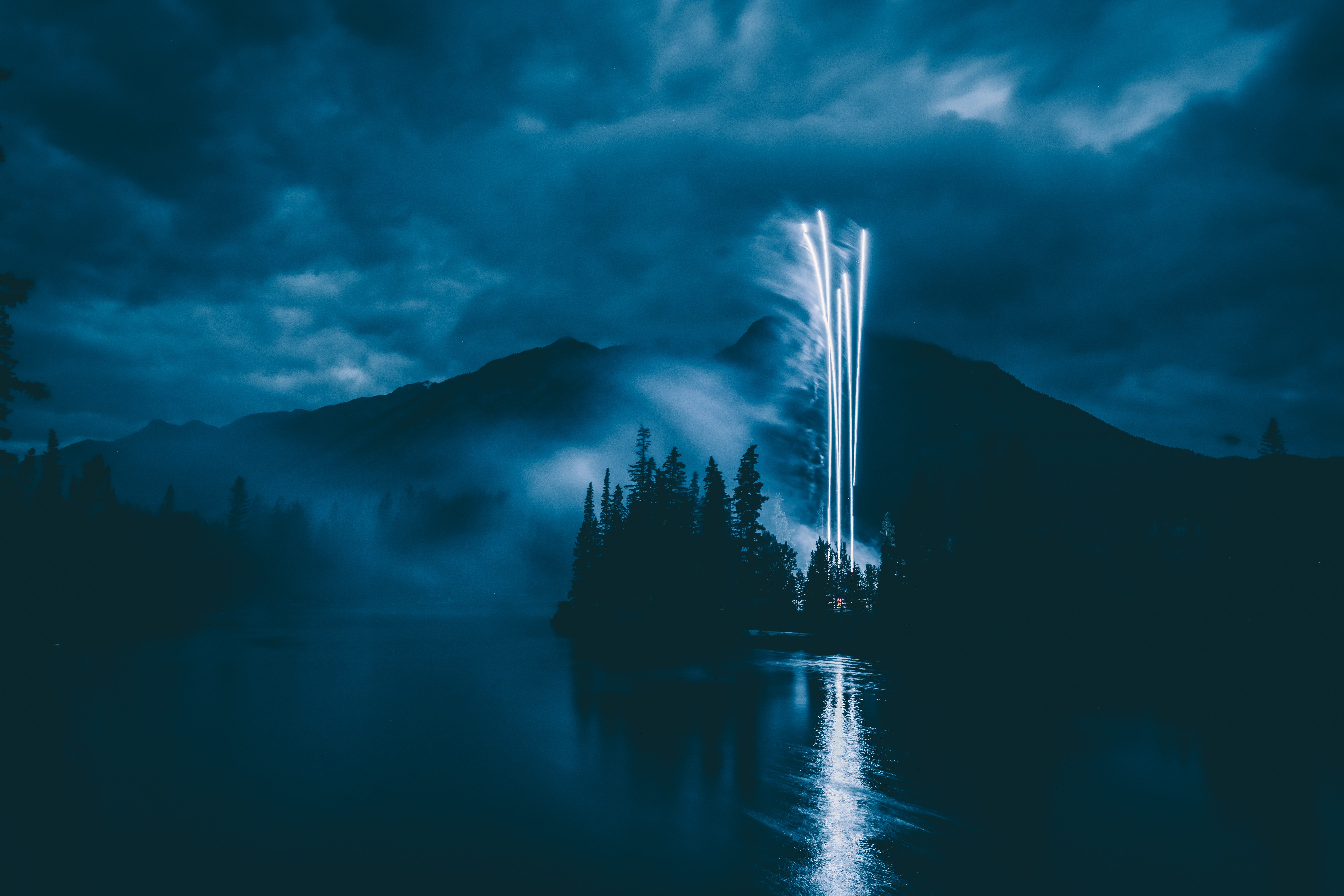 Photography Fireworks 6720x4480