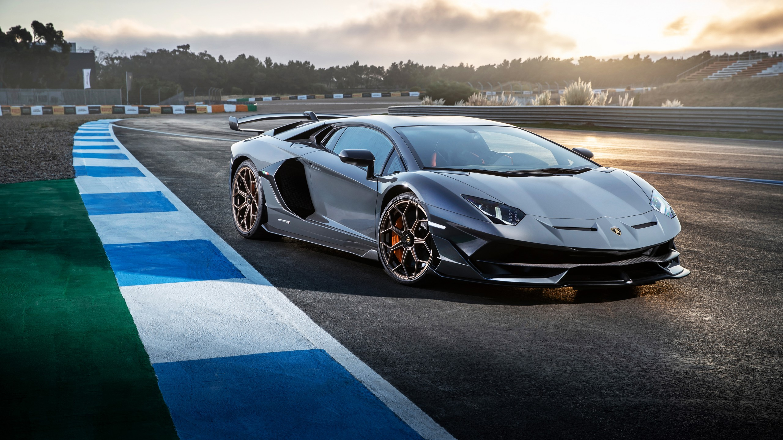Vehicles Lamborghini Aventador 2560x1440