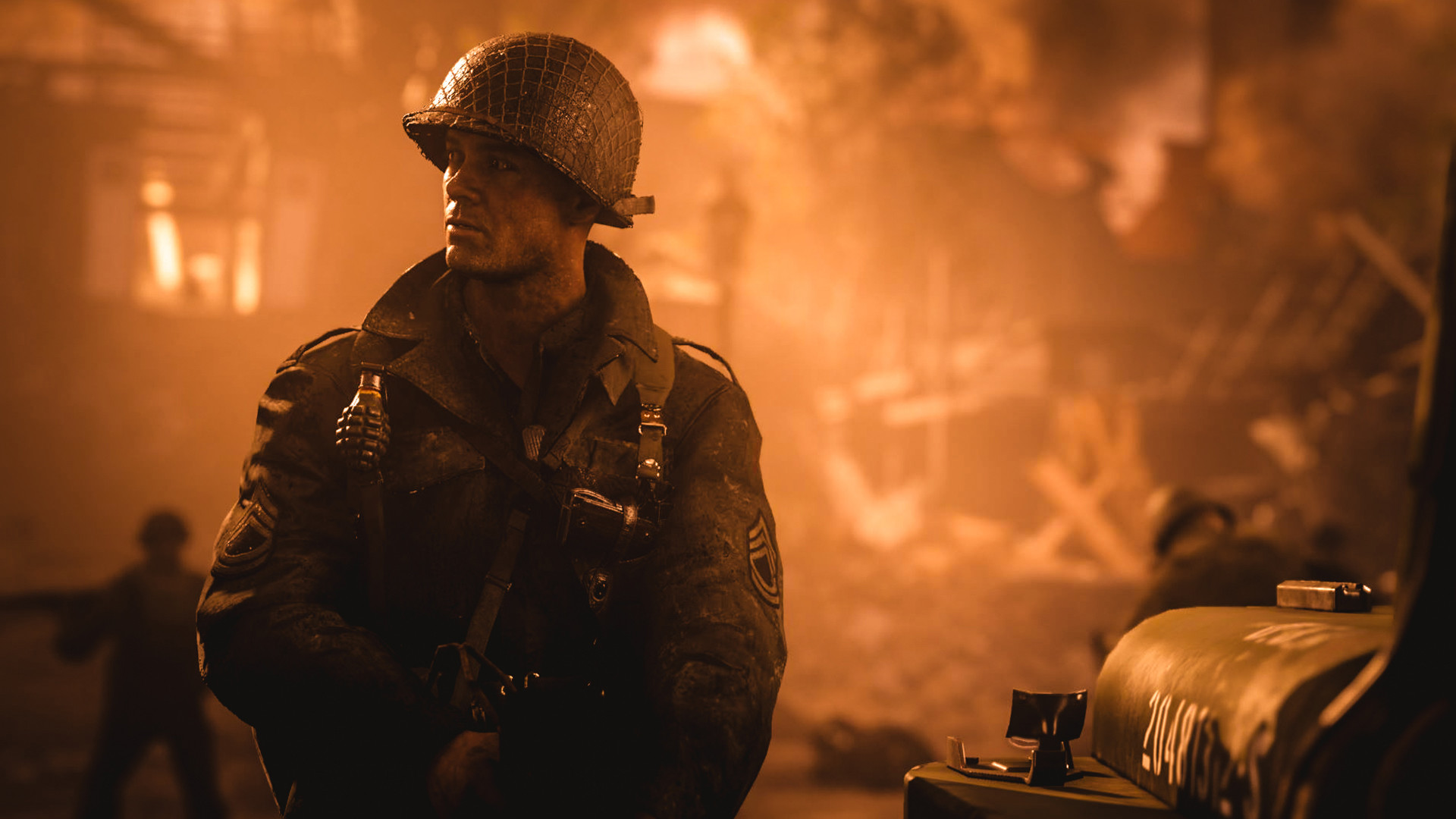 Video Game Call Of Duty WWii 1920x1080