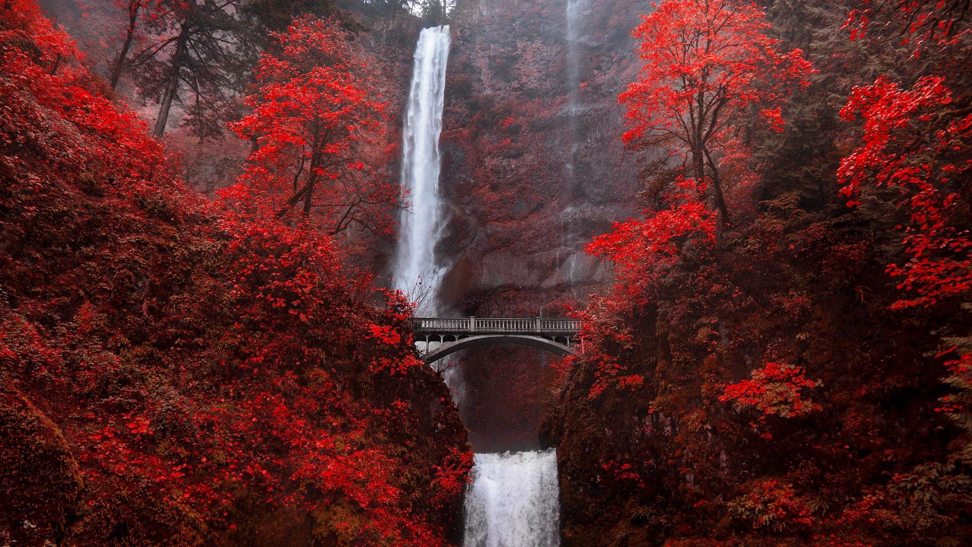 Waterfall 1920x1080