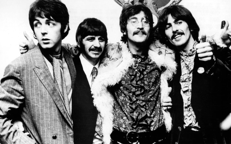 Music The Beatles 1440x900