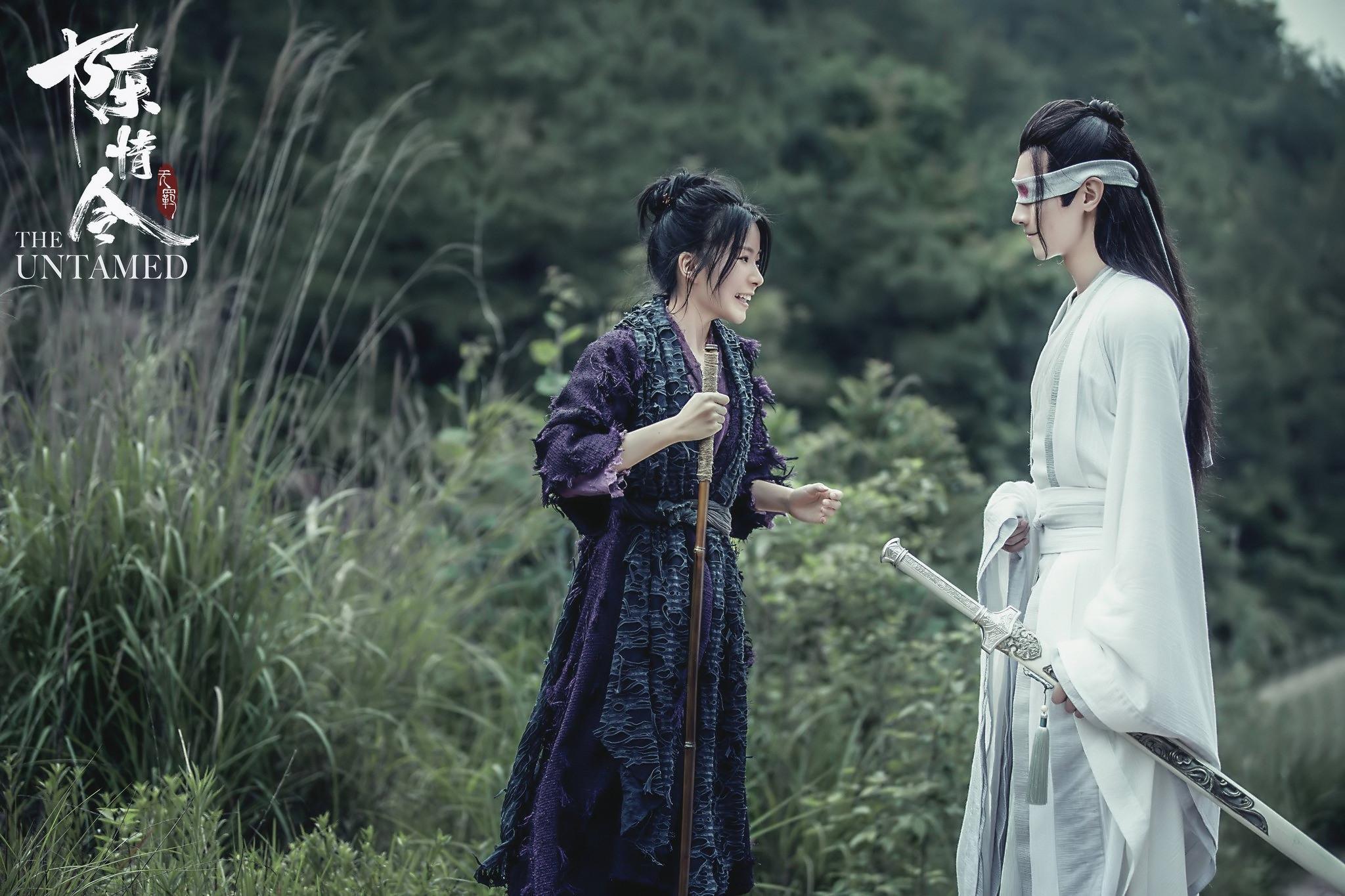 Xiao Xingchen Song Ji Yang A Qing 2048x1365