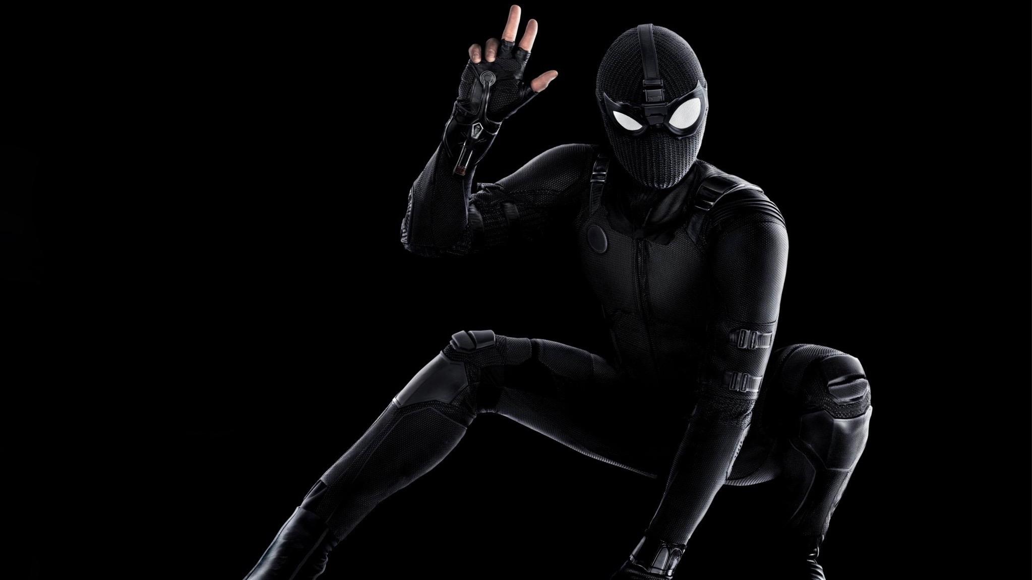 Spider Man 2047x1151