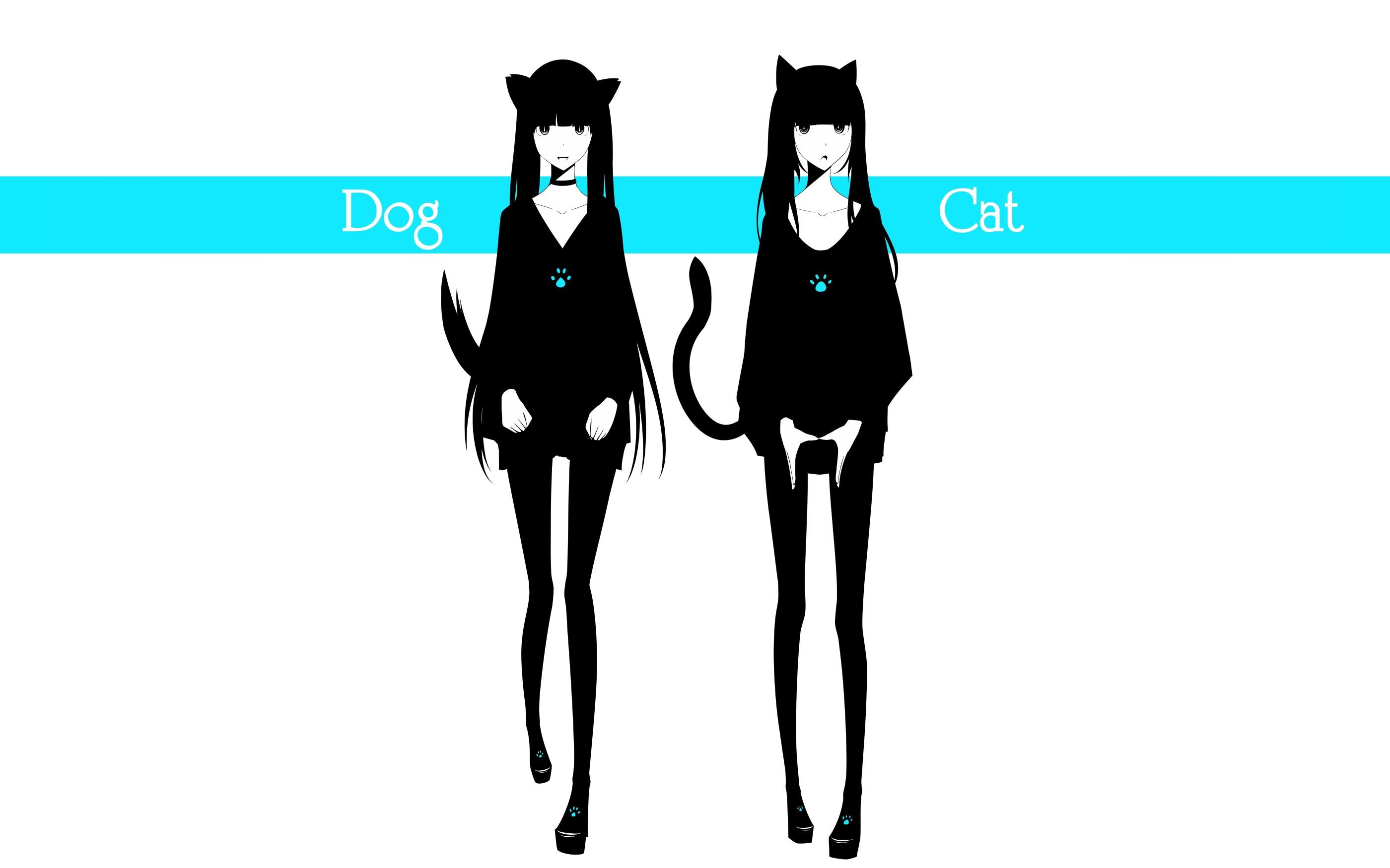 Dog Cat Girl 2800x1750