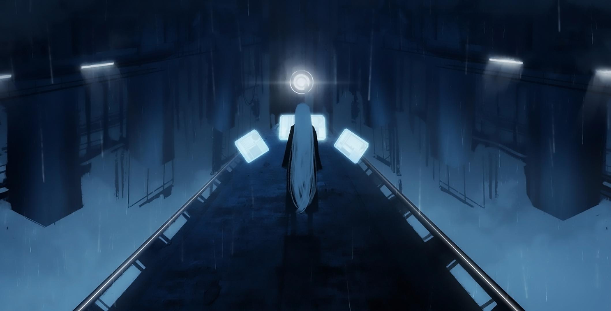 Dark Light Original Anime 2118x1080
