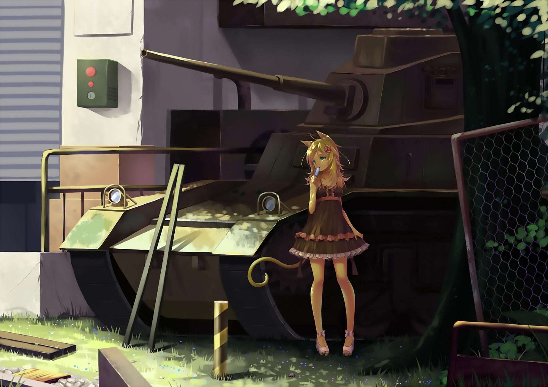 Anime Original 1920x1358