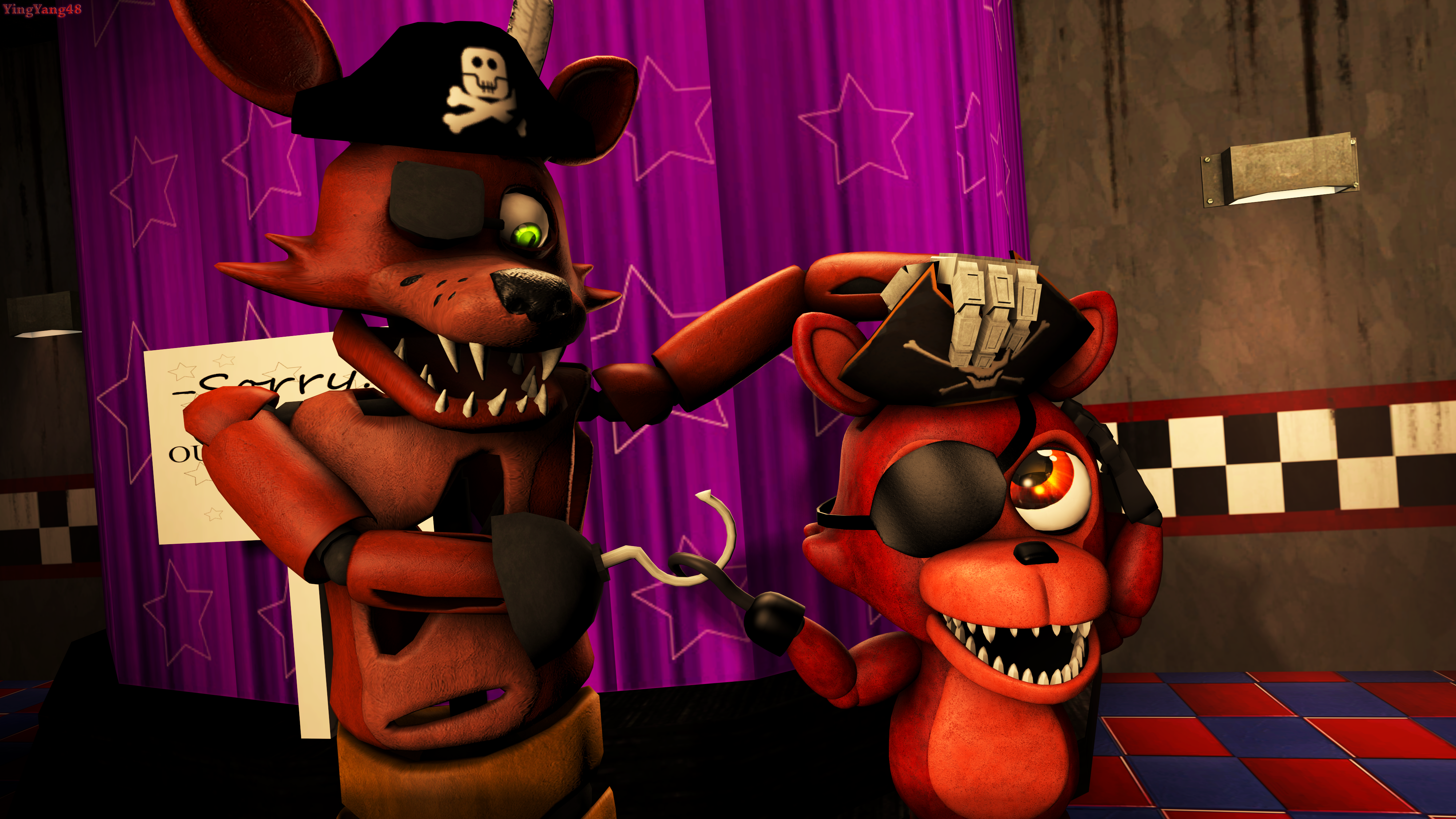 Video Game Five Nights At Freddy 039 S 4000x2250