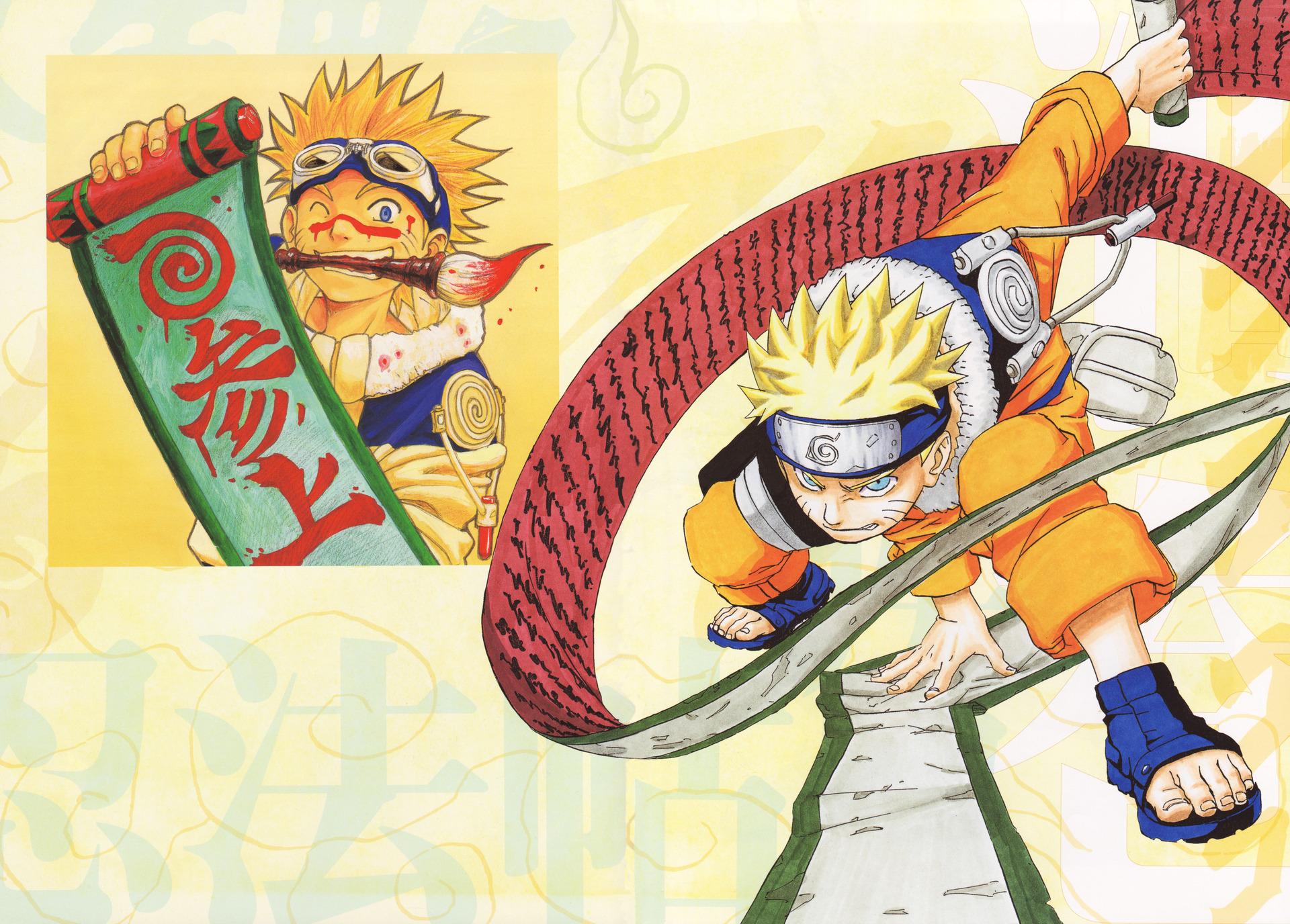 Naruto Uzumaki 1920x1376
