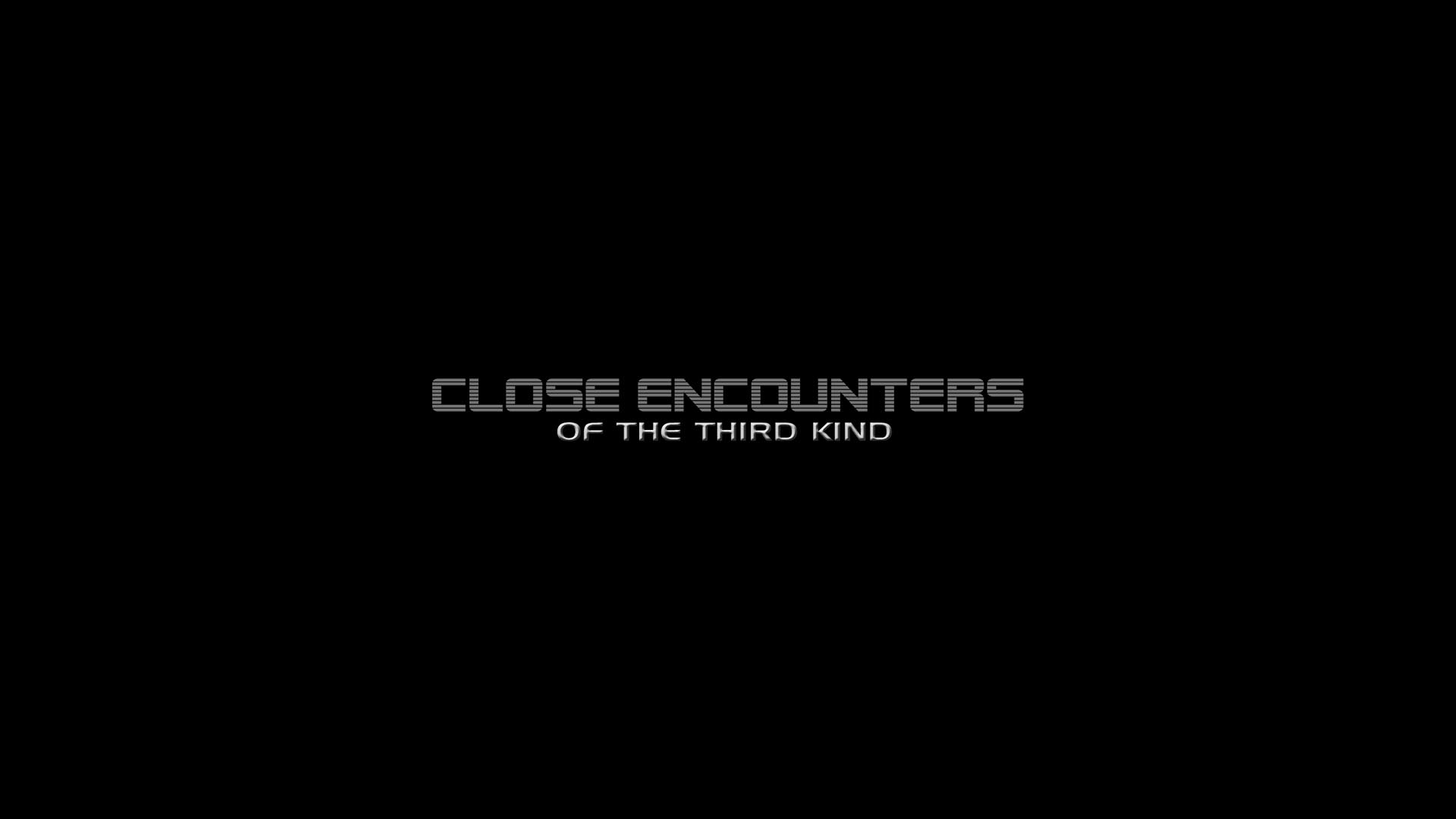 Movie Close Encounters Of The Third Kind 1920x1080