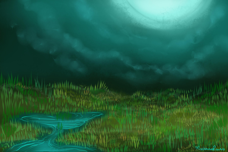 Fantasy Landscape 3000x2000