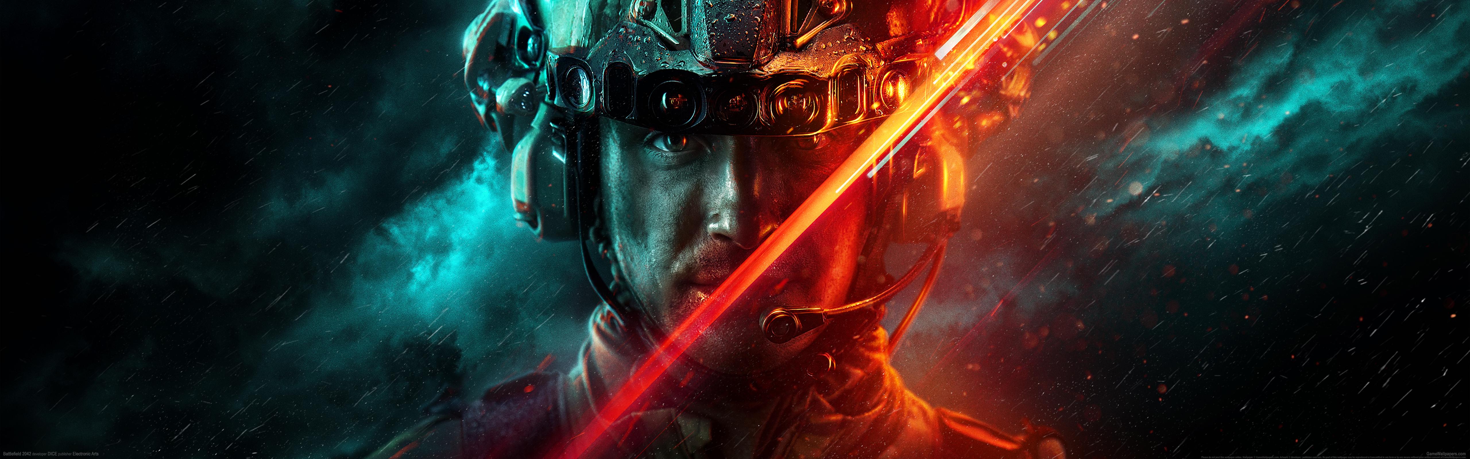 Battlefield 2042 EA Games Video Games Multiple Display 5120x1600