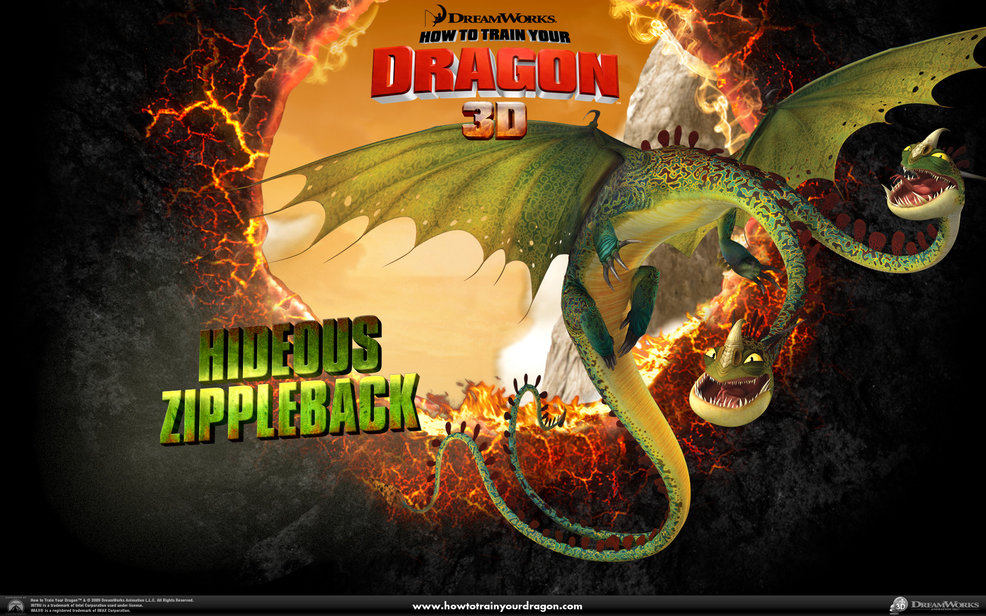 Movie How To Train Your Dragon 1920x1200