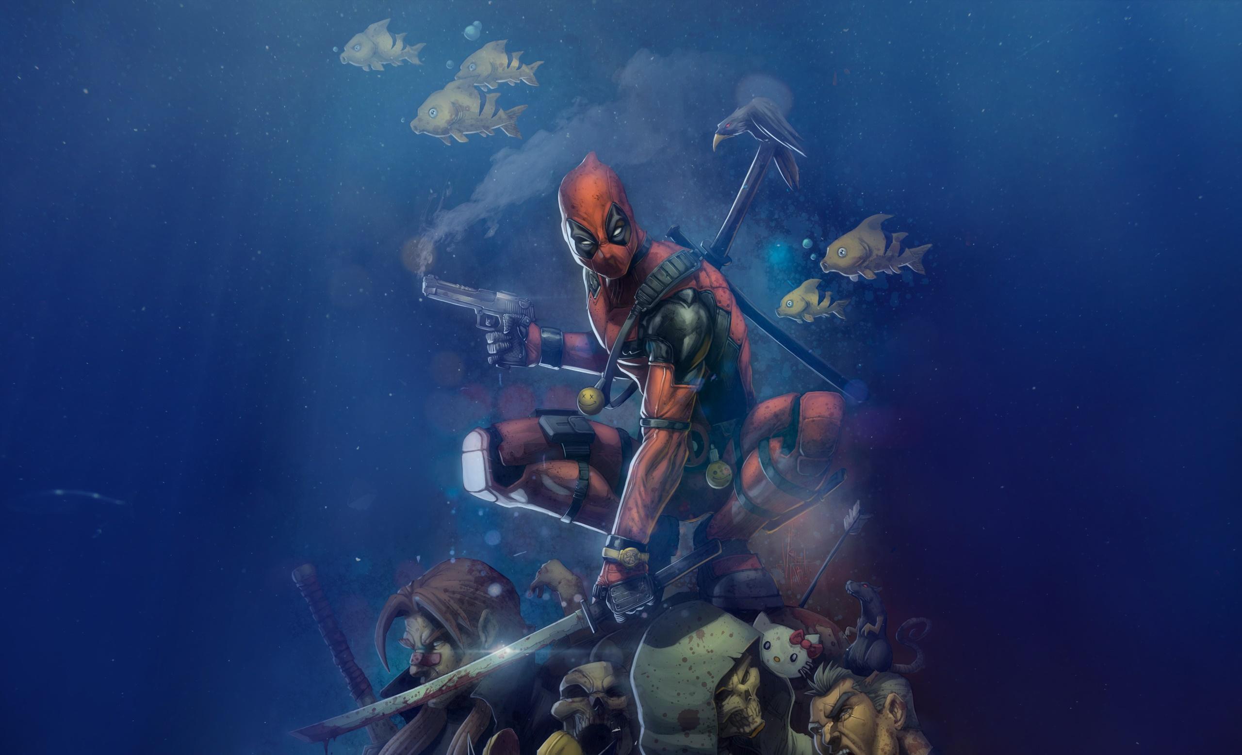 Marvel Comics 2560x1557