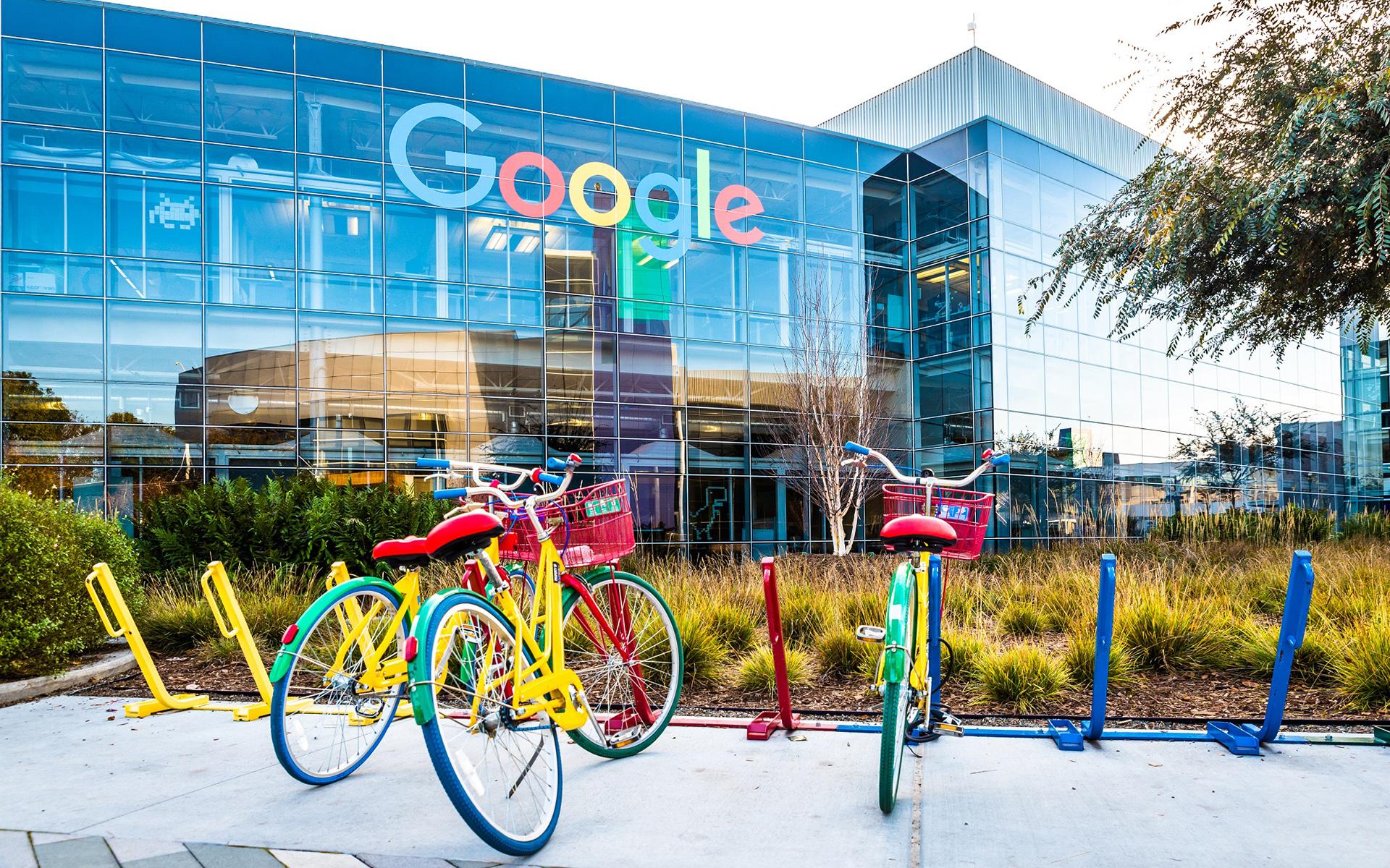 Google Usa Bicycle 1920x1200