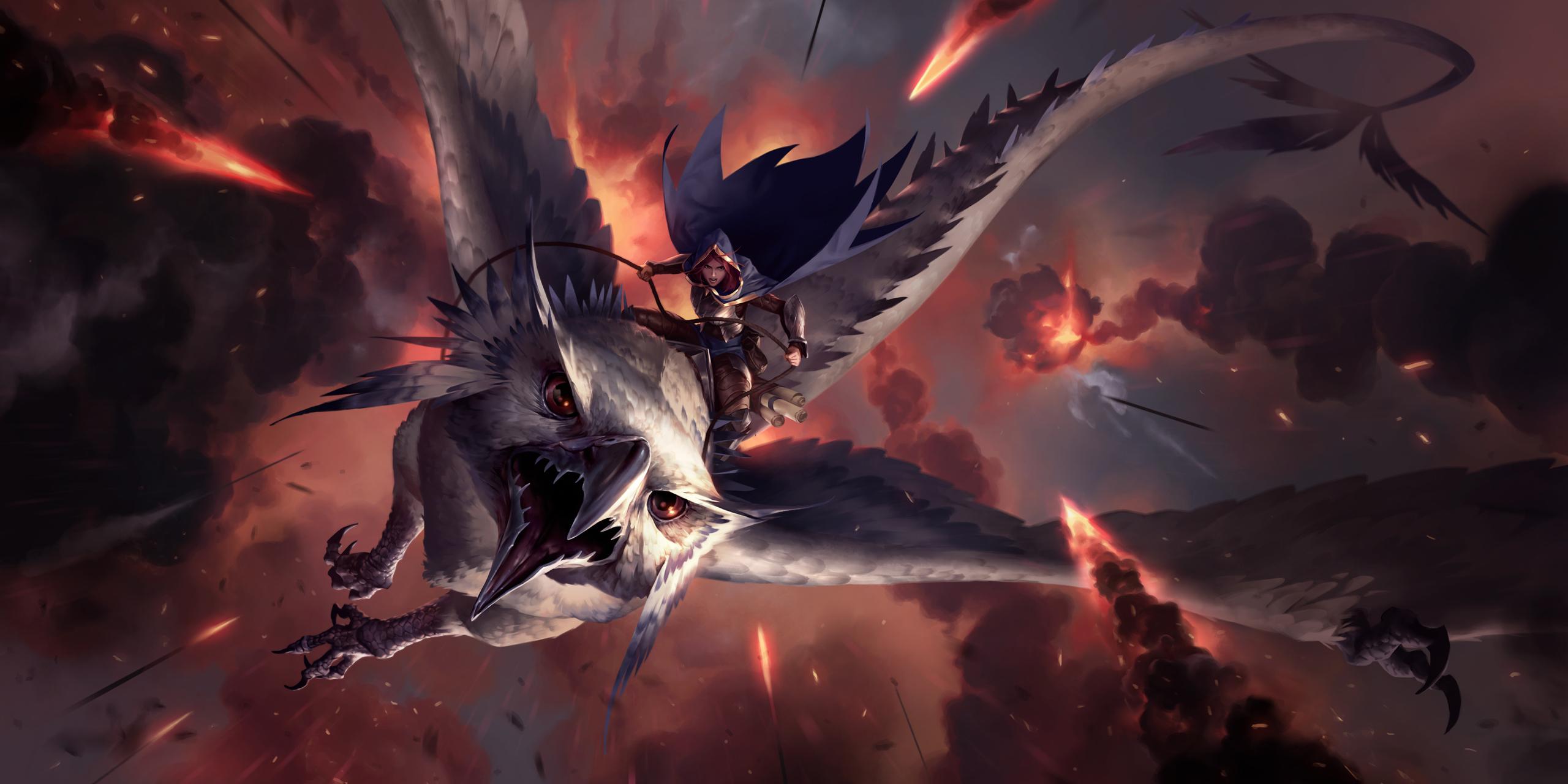 Video Game Legends Of Runeterra 2560x1280