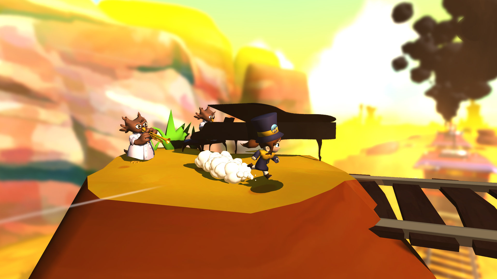 Video Game A Hat In Time 1920x1080