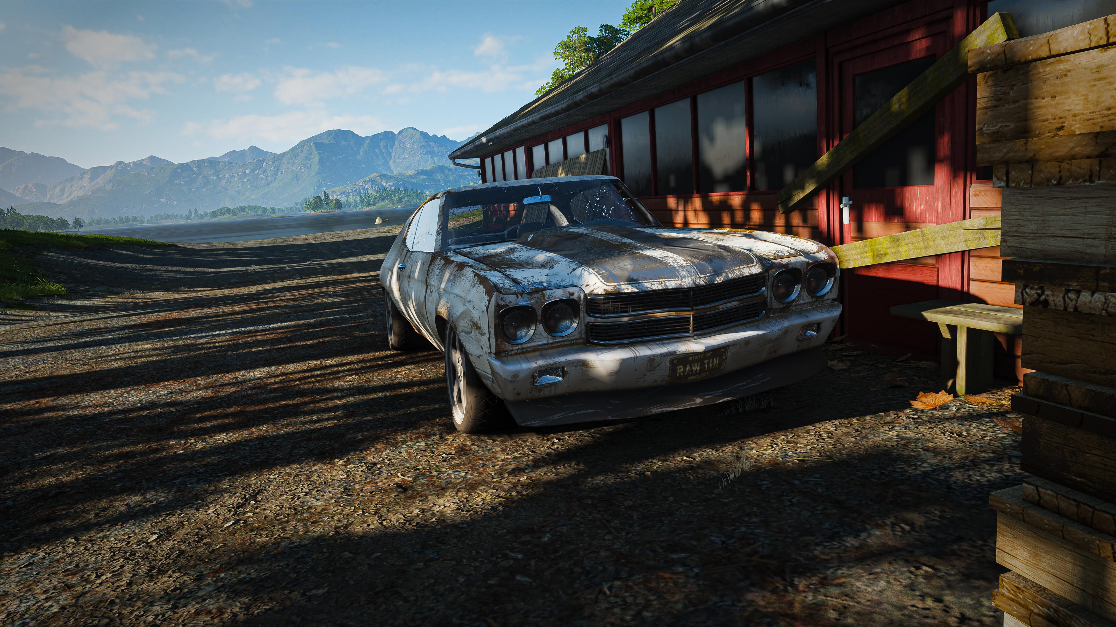 Forza Forza Horizon 4 Forza Games Chevrolet Forza Horizon 5 Realistic Car Race Cars Vehicle 1970 Che 3840x2160