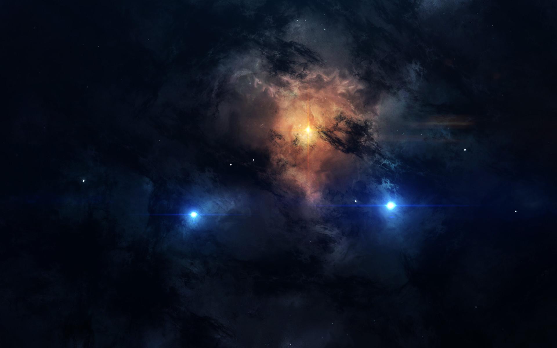 Sci Fi Space 1920x1200