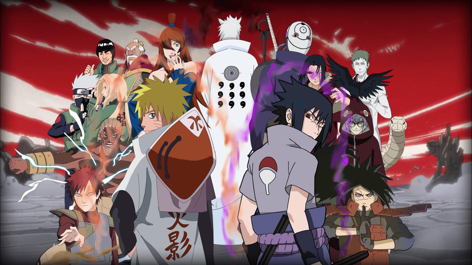 Anime Naruto 1920x1080