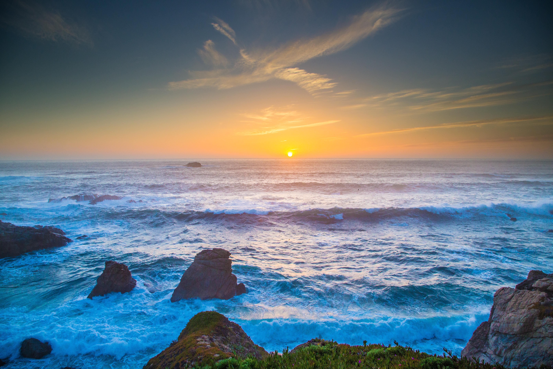 Nature Horizon Sky 5626x3750