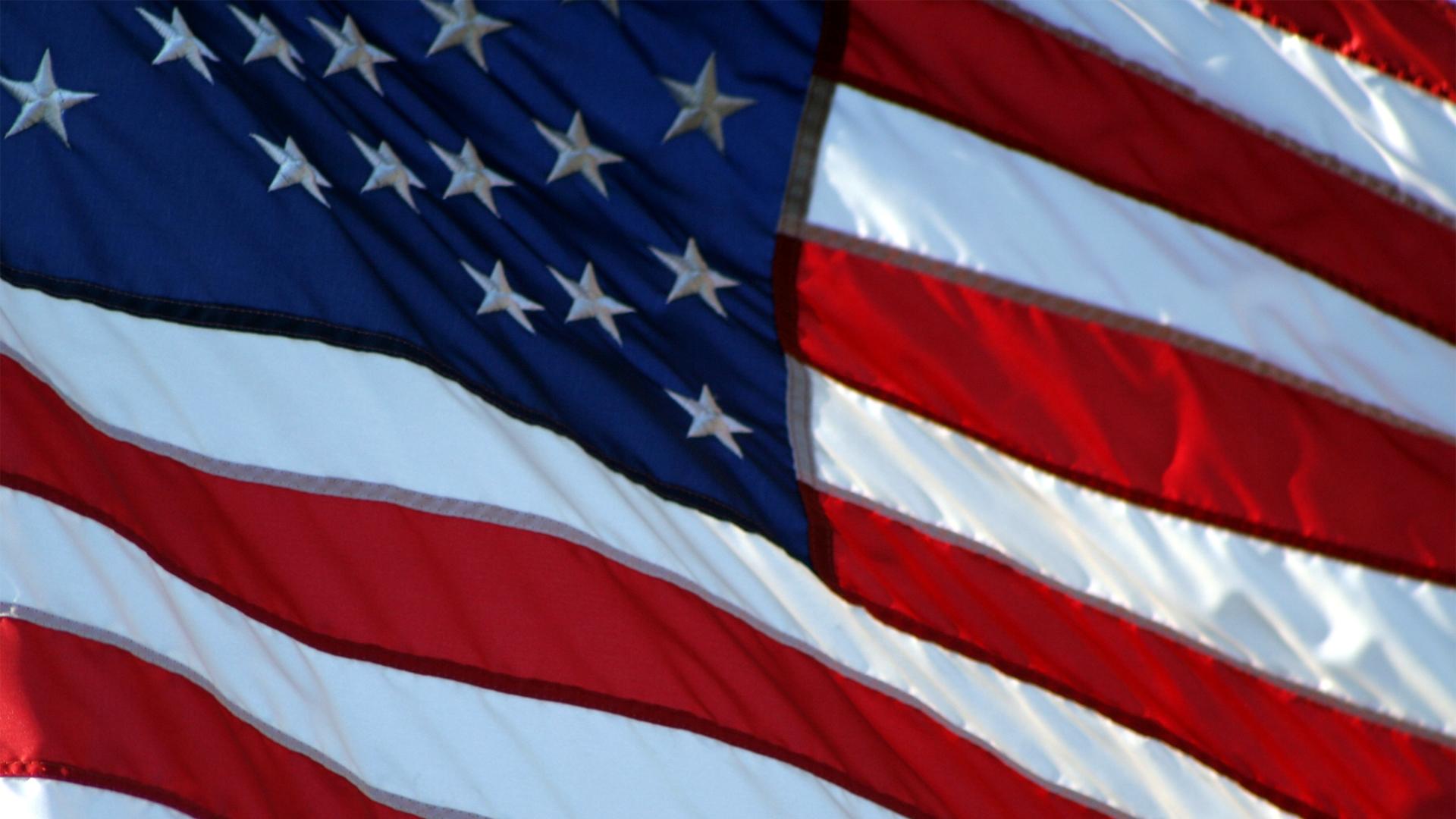 Man Made American Flag 1920x1080