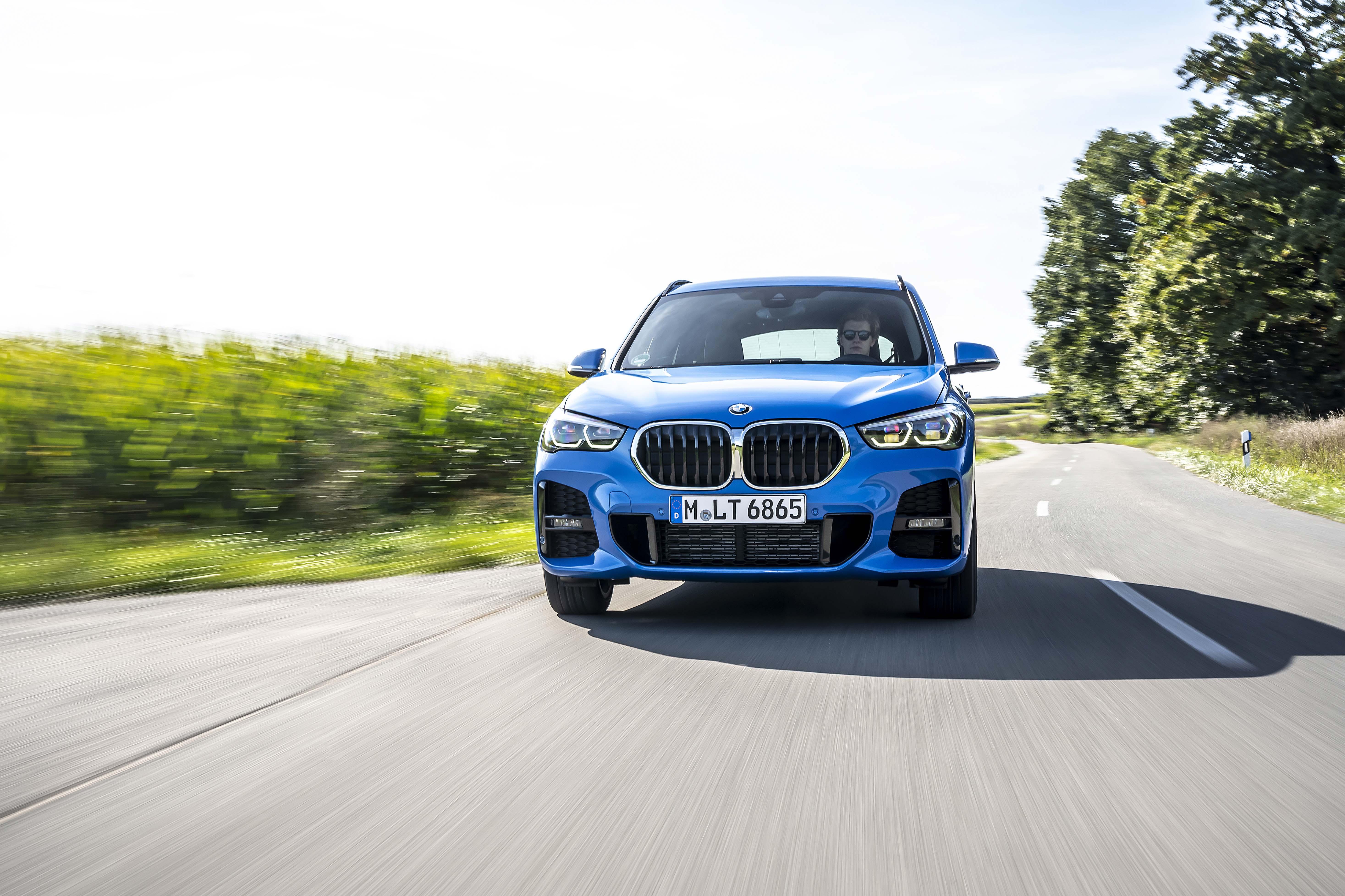 Bmw Car Blue Car Suv Luxury Car 5869x3912