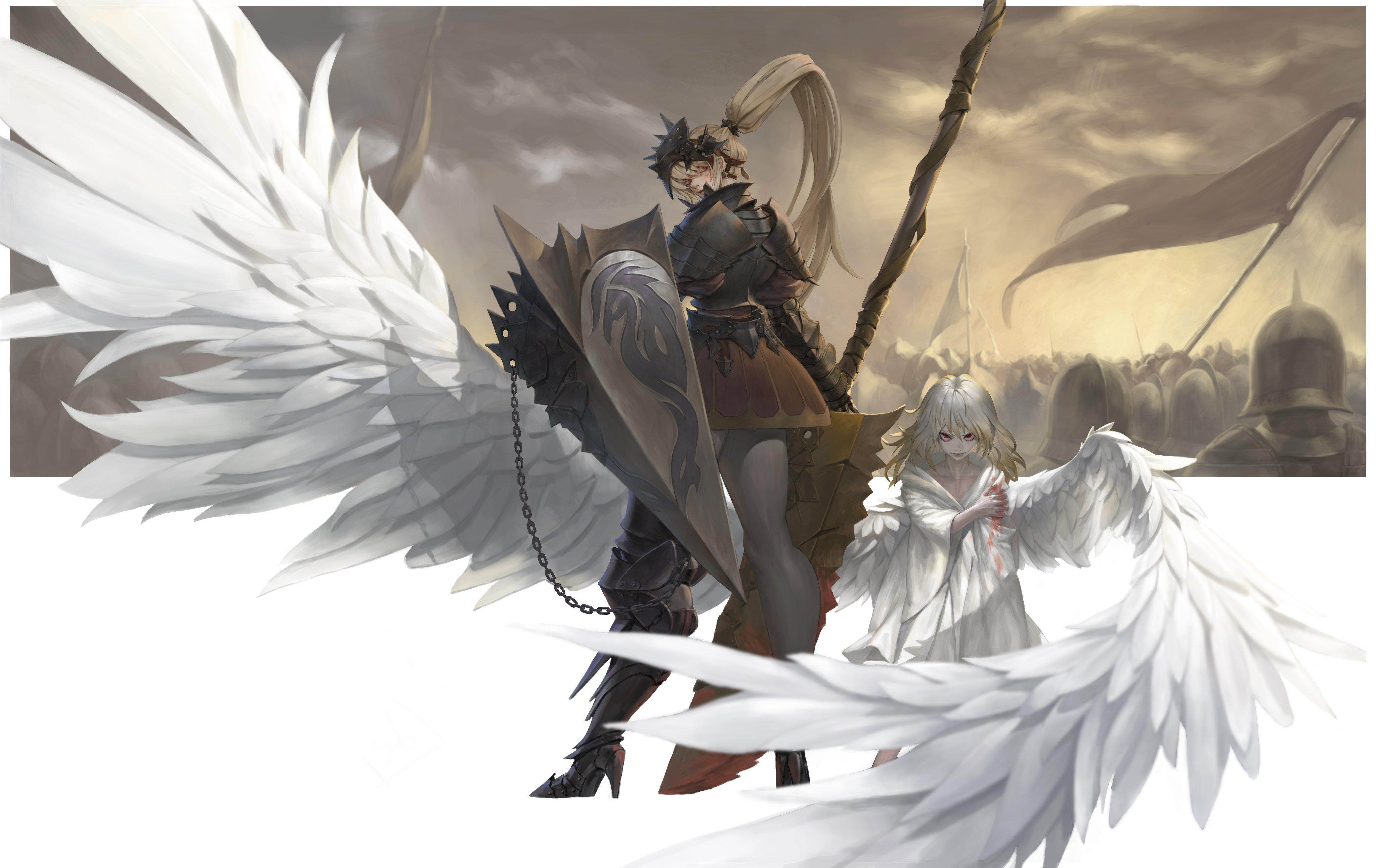 Wings Shield 4096x2585
