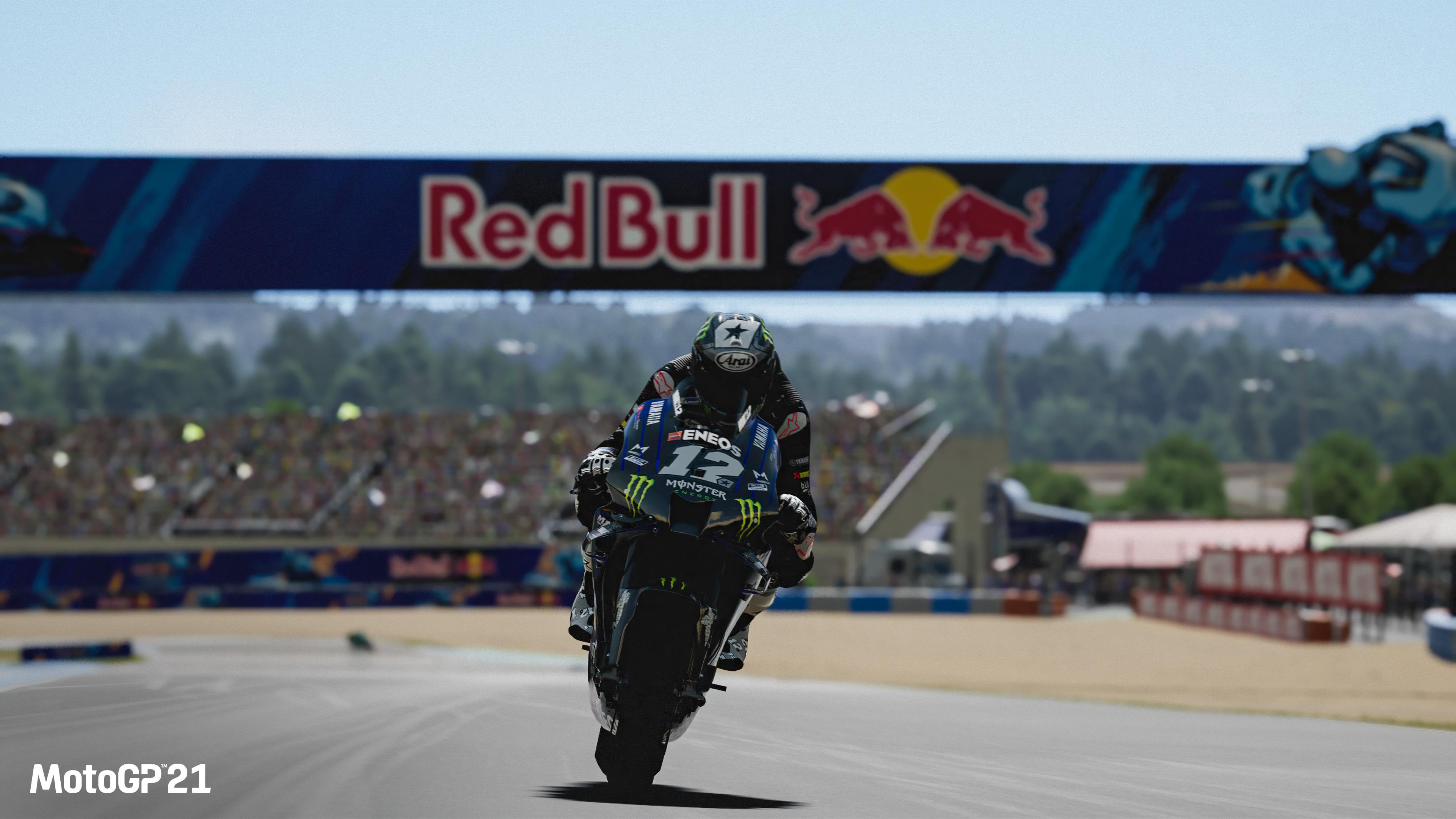 Video Game MotoGP 21 3840x2160