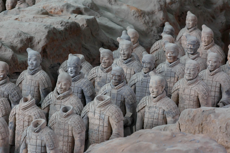 Terracotta Warriors China Historical Relic Historic 5760x3840