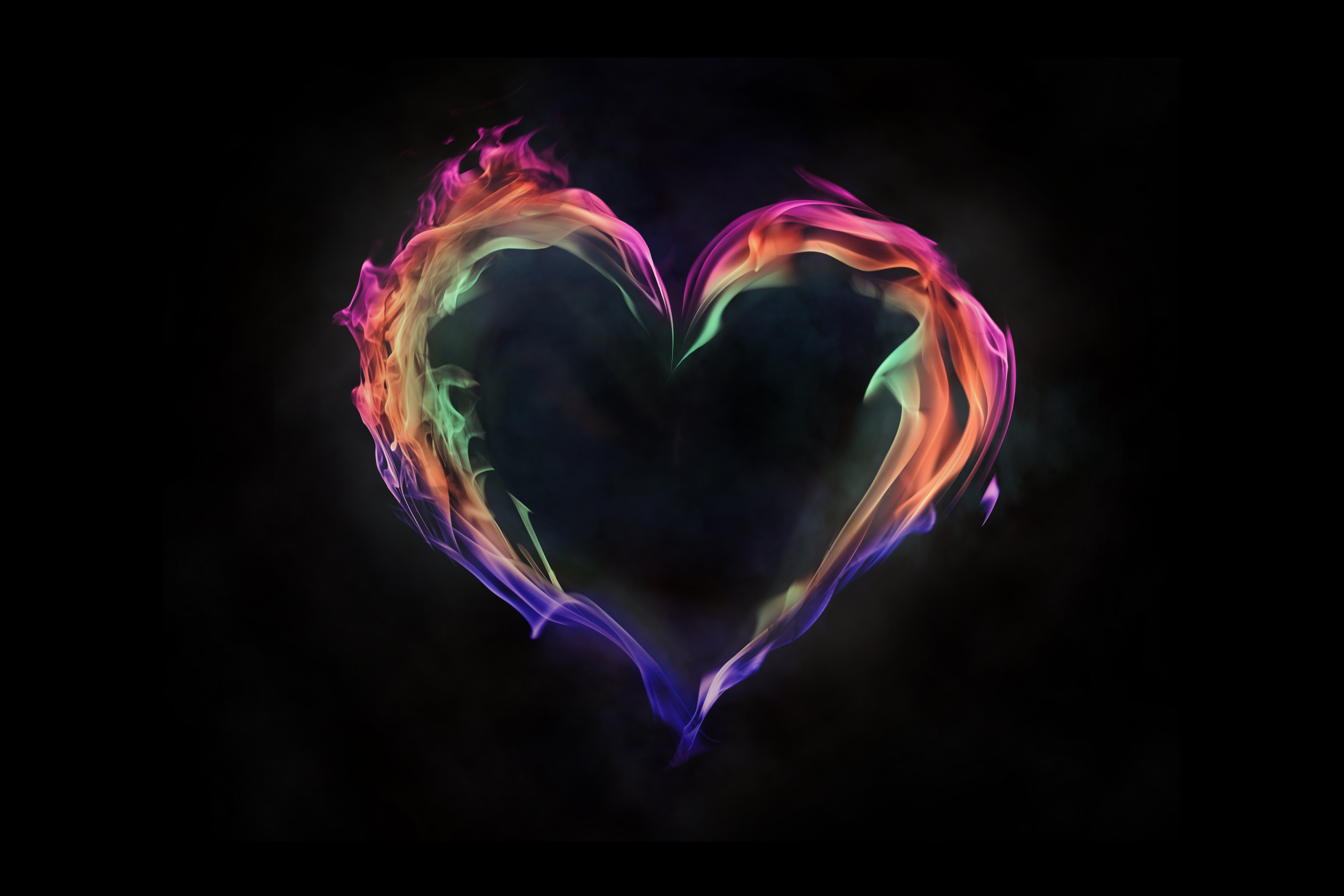 Flame Love Colors 6000x4000