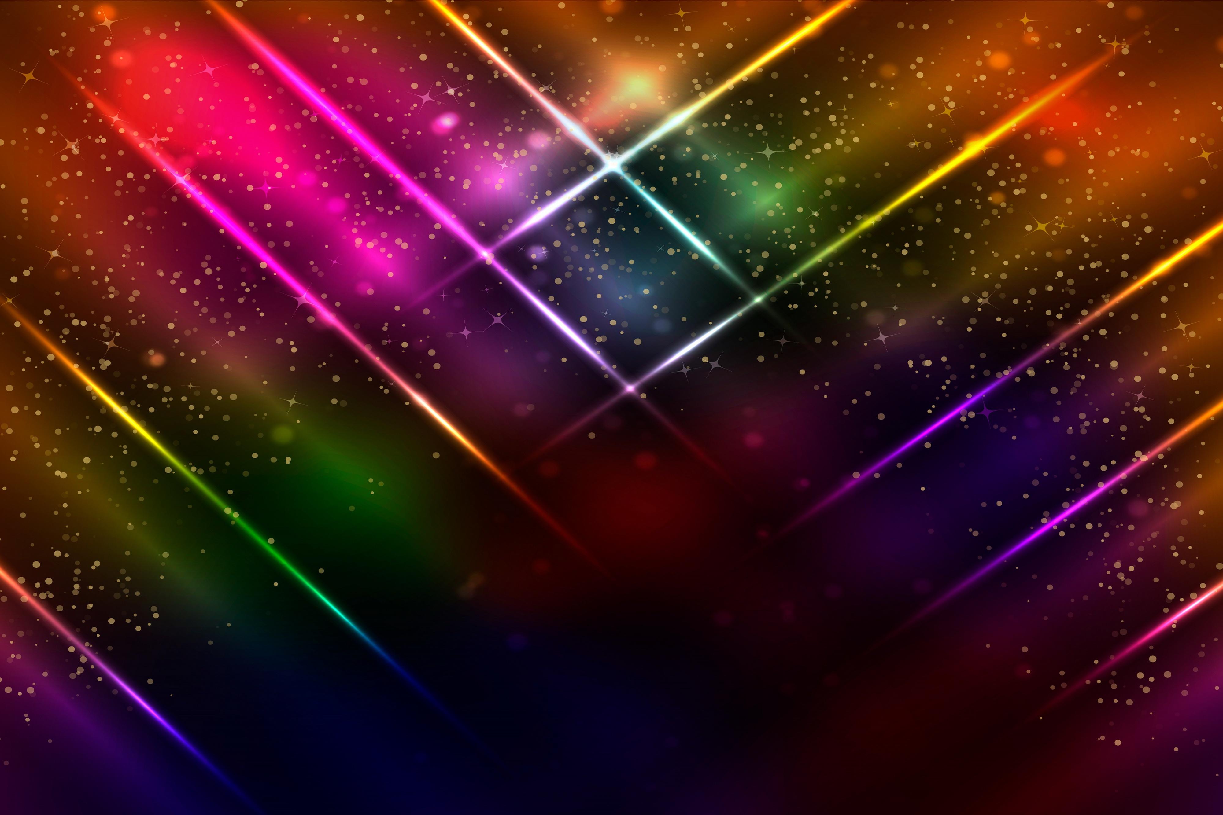 Colorful Colors Light 4000x2667
