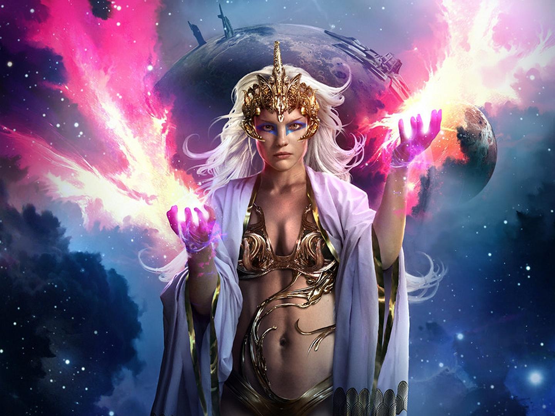 Fantasy Women Warrior 1440x1080