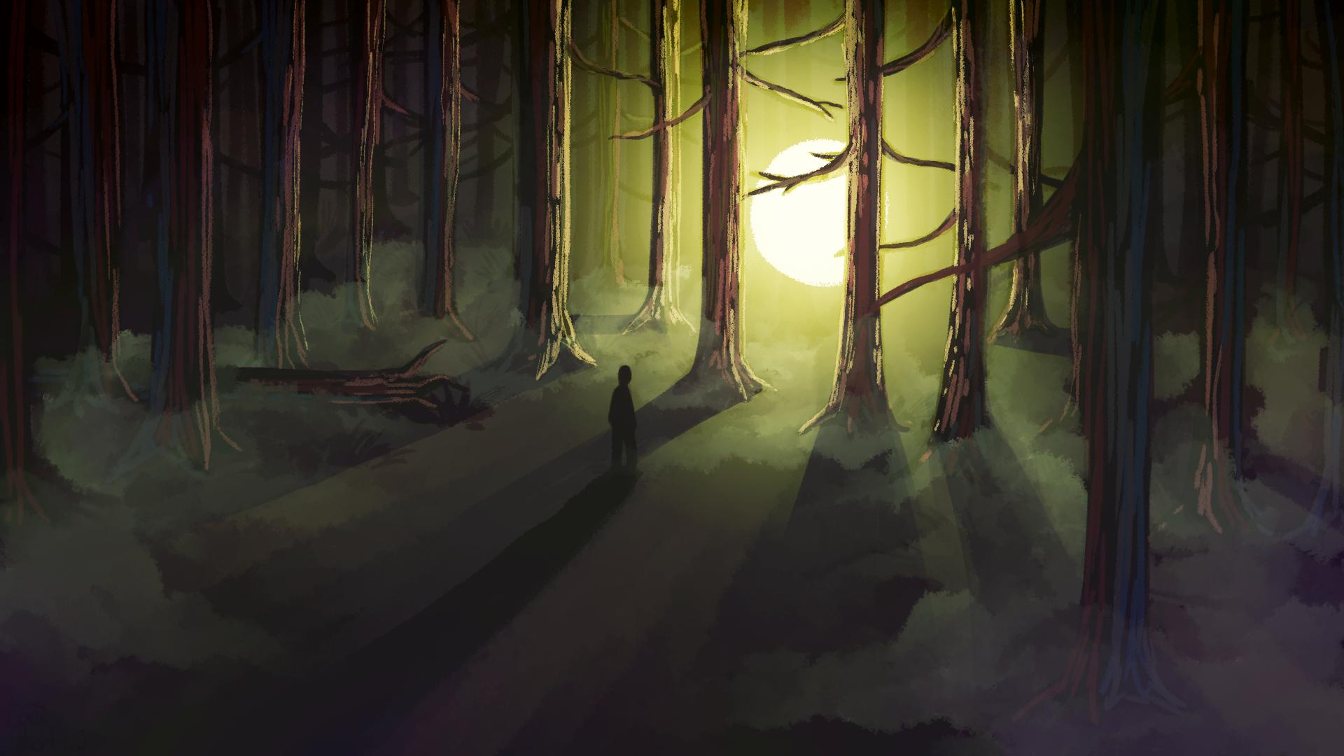 Dark Forest 1920x1080