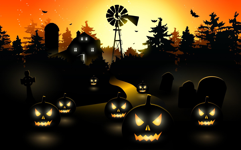 Holiday Halloween 2880x1800